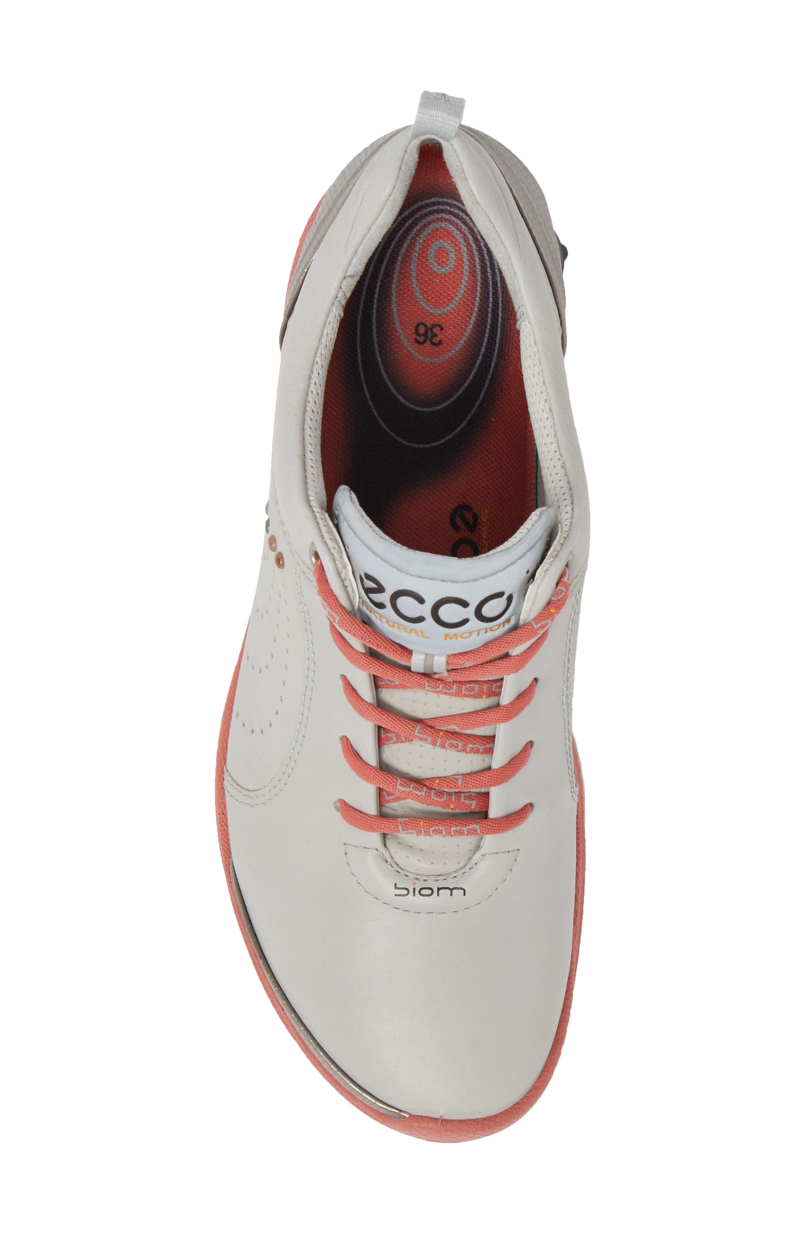ECCO,                             BIOM 2 Waterproof Golf Shoe,                             Alternate thumbnail 5, color,                             023