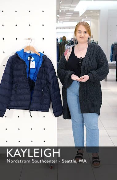 Terrain Classic Fit Quilted Jacket, sales video thumbnail