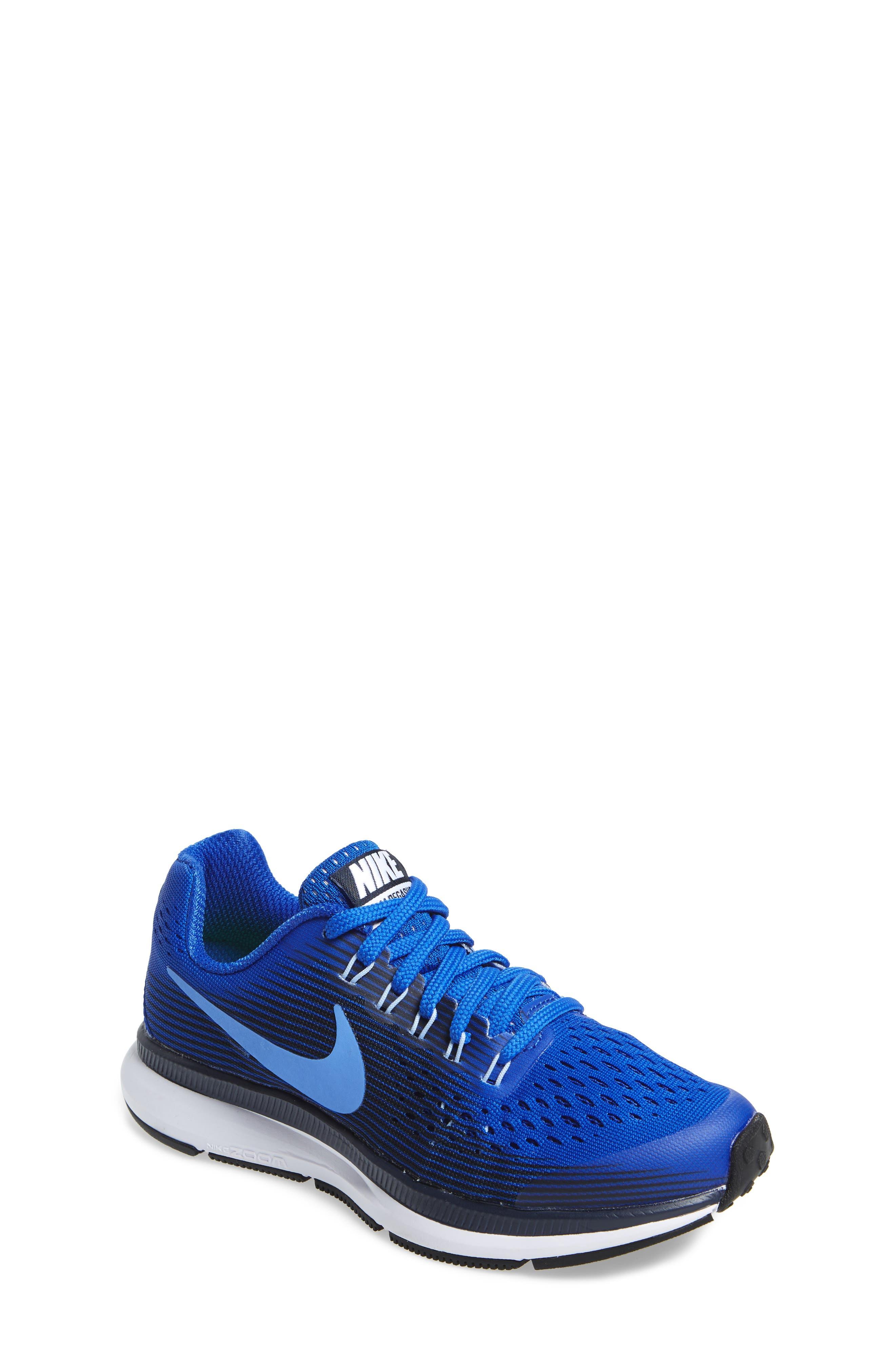 Zoom Pegasus 34 Sneaker,                         Main,                         color,