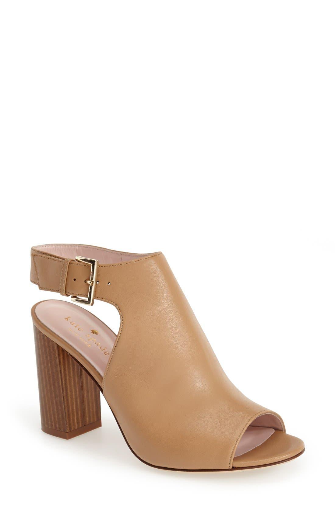'ingrada' slingback sandal,                             Main thumbnail 2, color,
