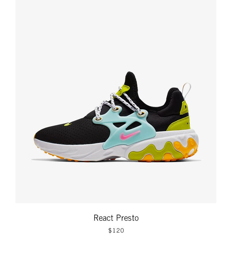 7b8a59a50b Nordstrom x Nike: new and hot React Presto.