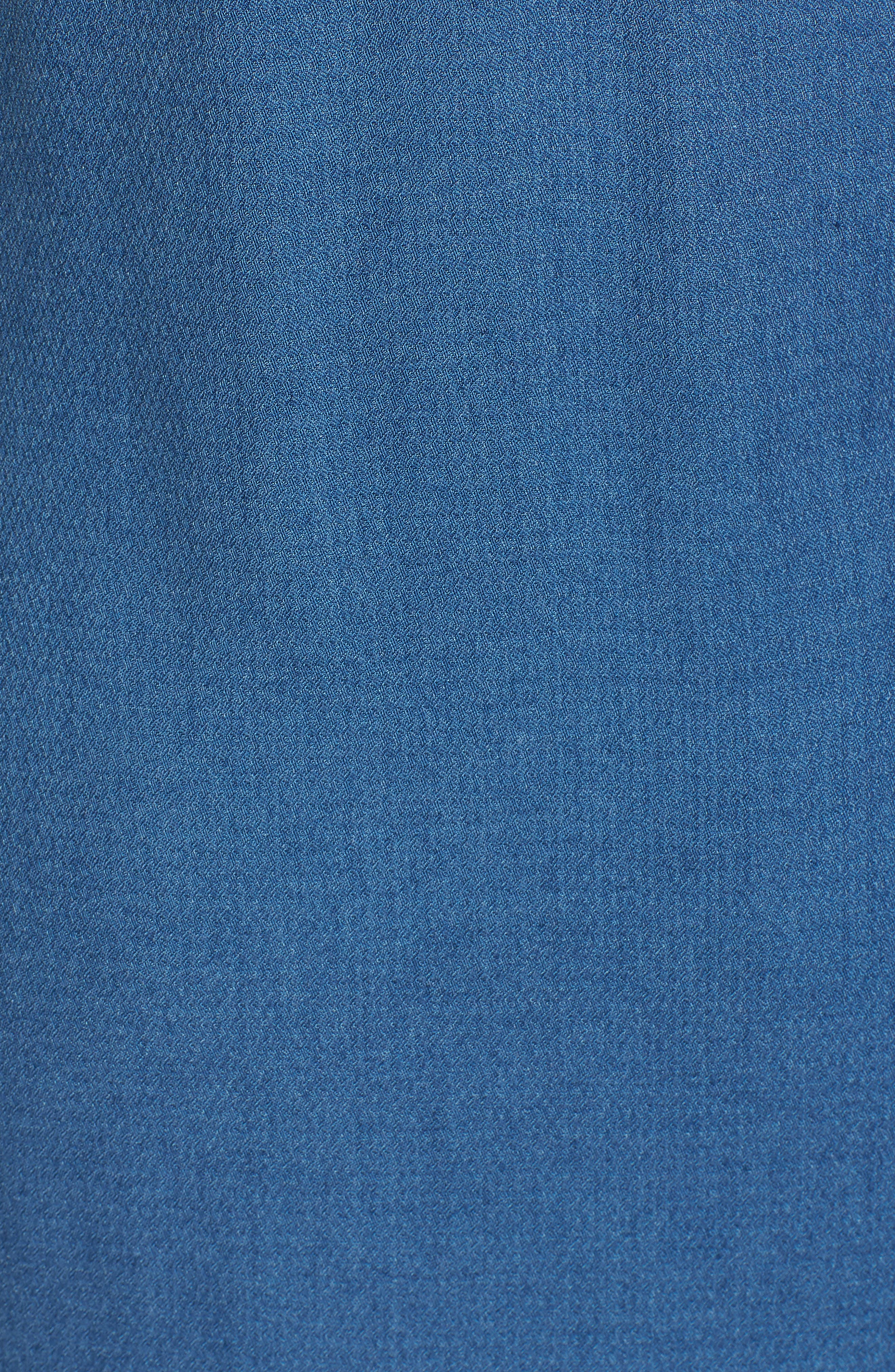 Chambray Camisole Dress,                             Alternate thumbnail 5, color,