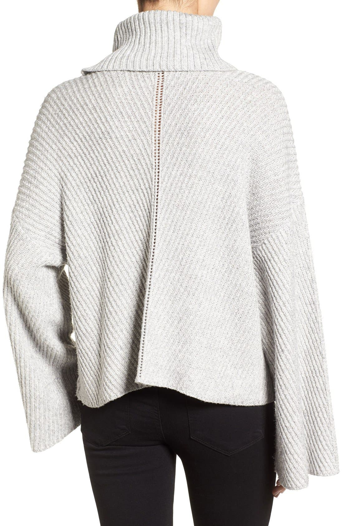 Phil Slouchy Sweater,                             Alternate thumbnail 4, color,                             057