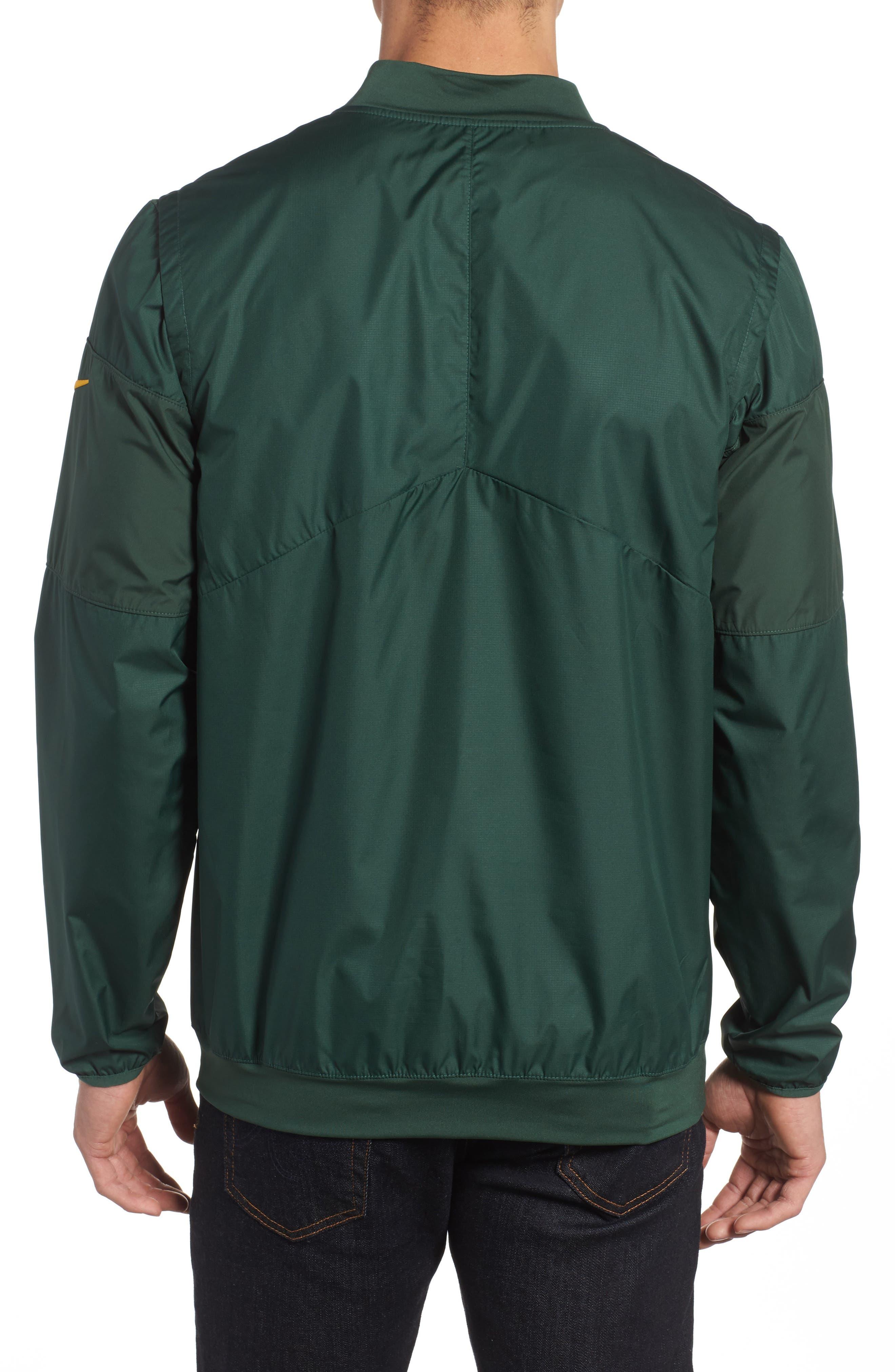 Lockdown NFL Pullover Jacket,                             Alternate thumbnail 8, color,