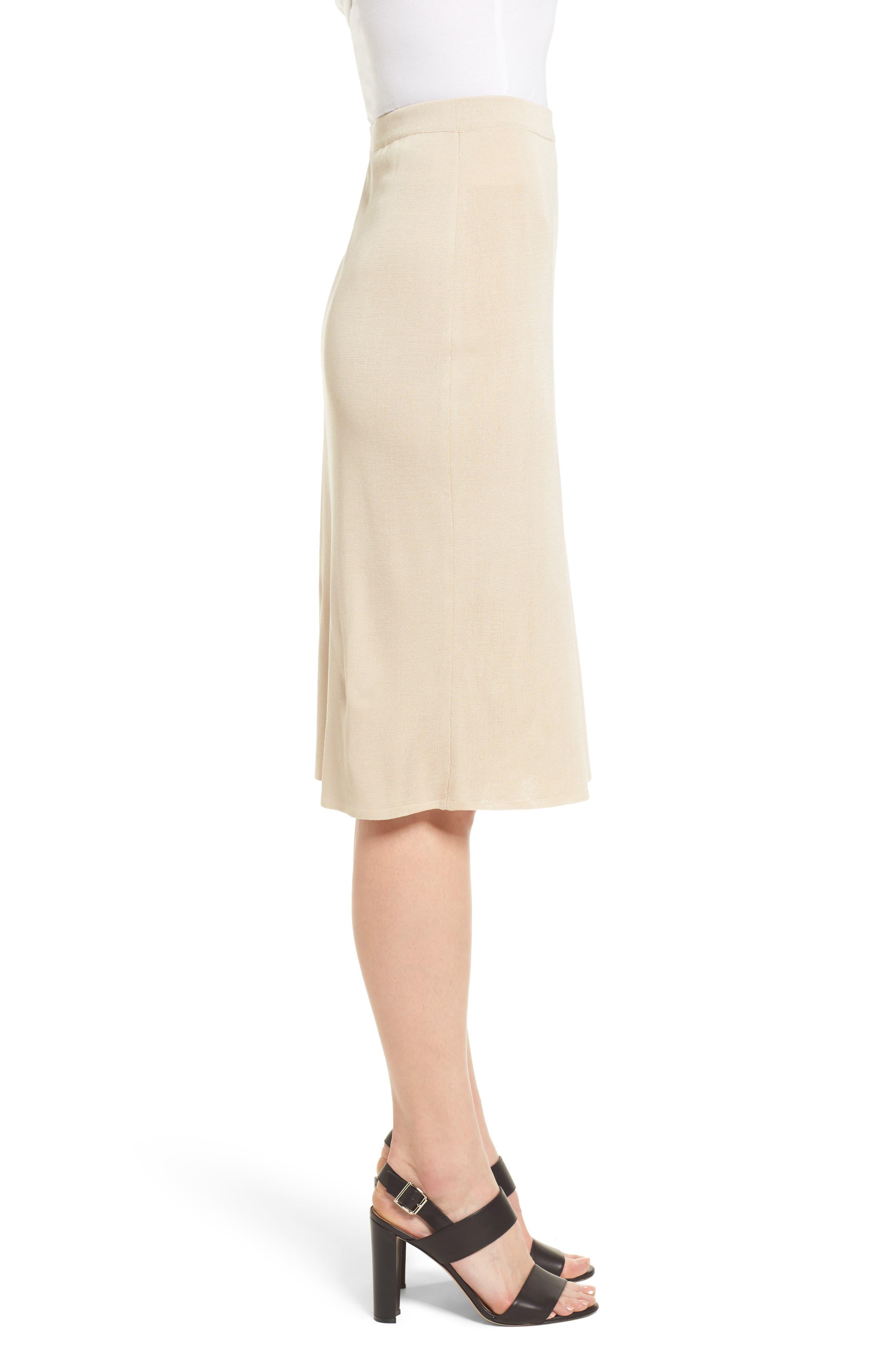 Straight Skirt,                             Alternate thumbnail 3, color,                             TWIG