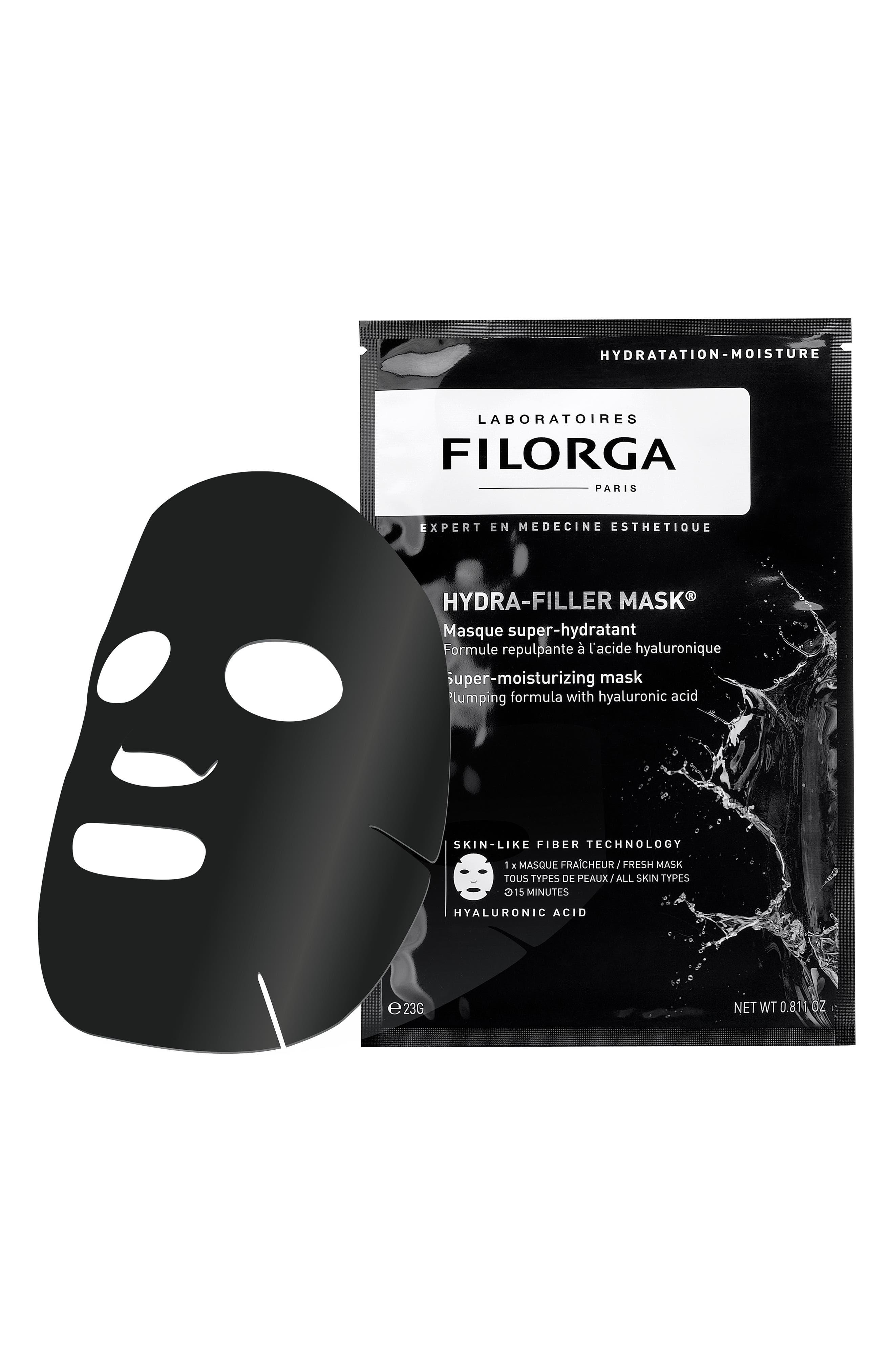 Hydra-Filler<sup>®</sup> Mask,                             Main thumbnail 1, color,                             000