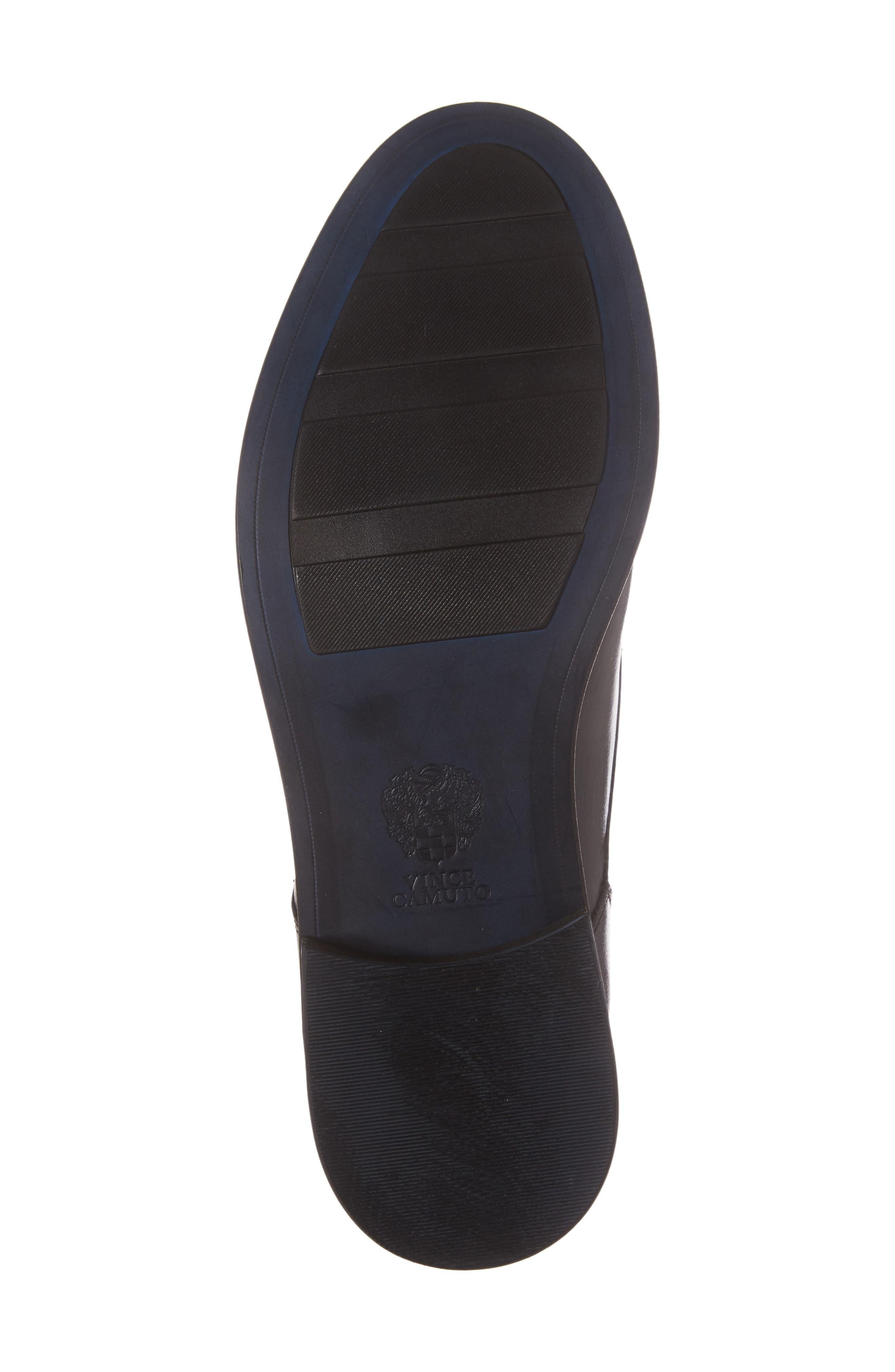 VINCE CAMUTO,                             Cordie Plain Toe Boot,                             Alternate thumbnail 6, color,                             001