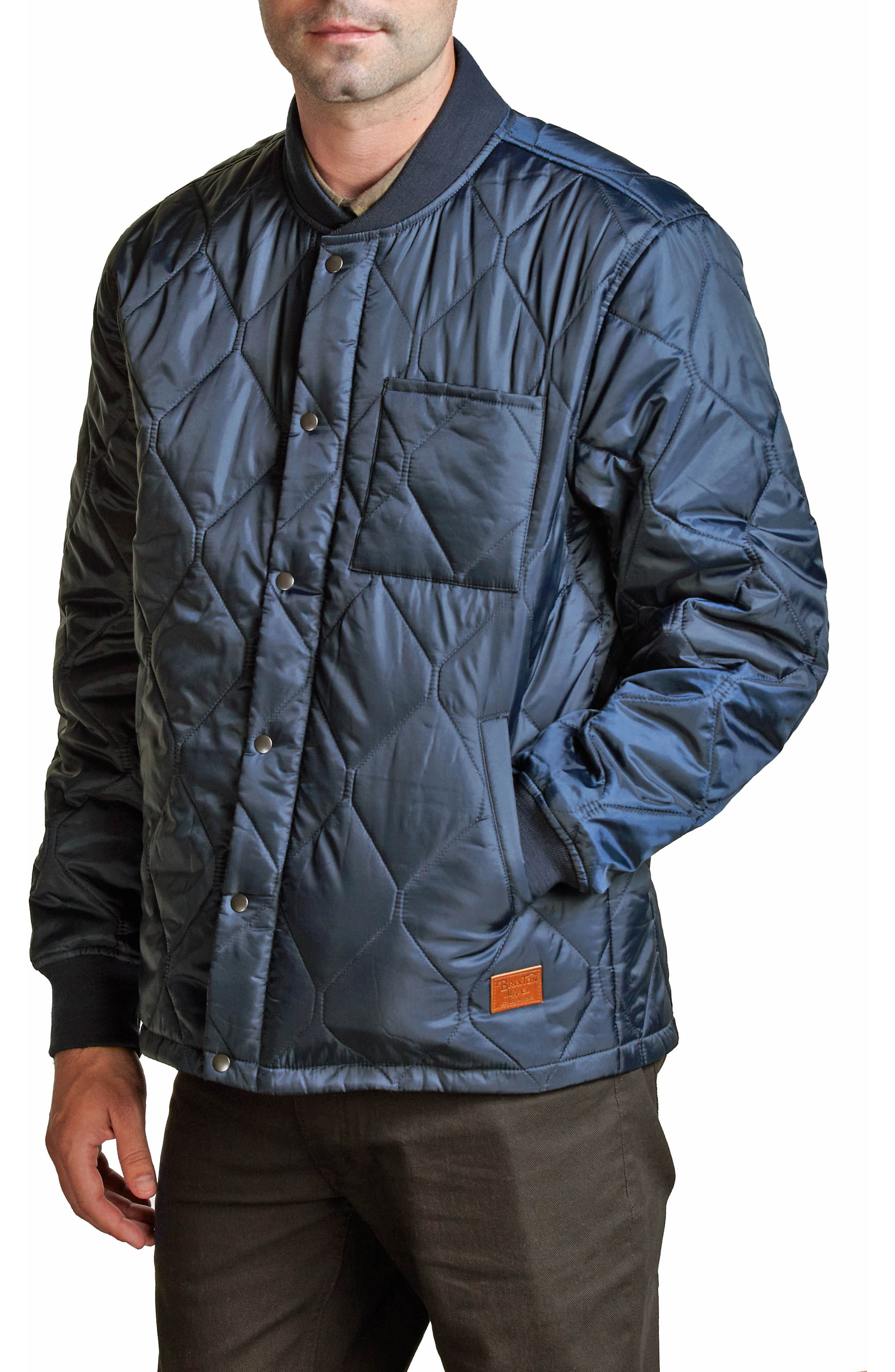 Crawford Quilted Jacket,                             Alternate thumbnail 11, color,