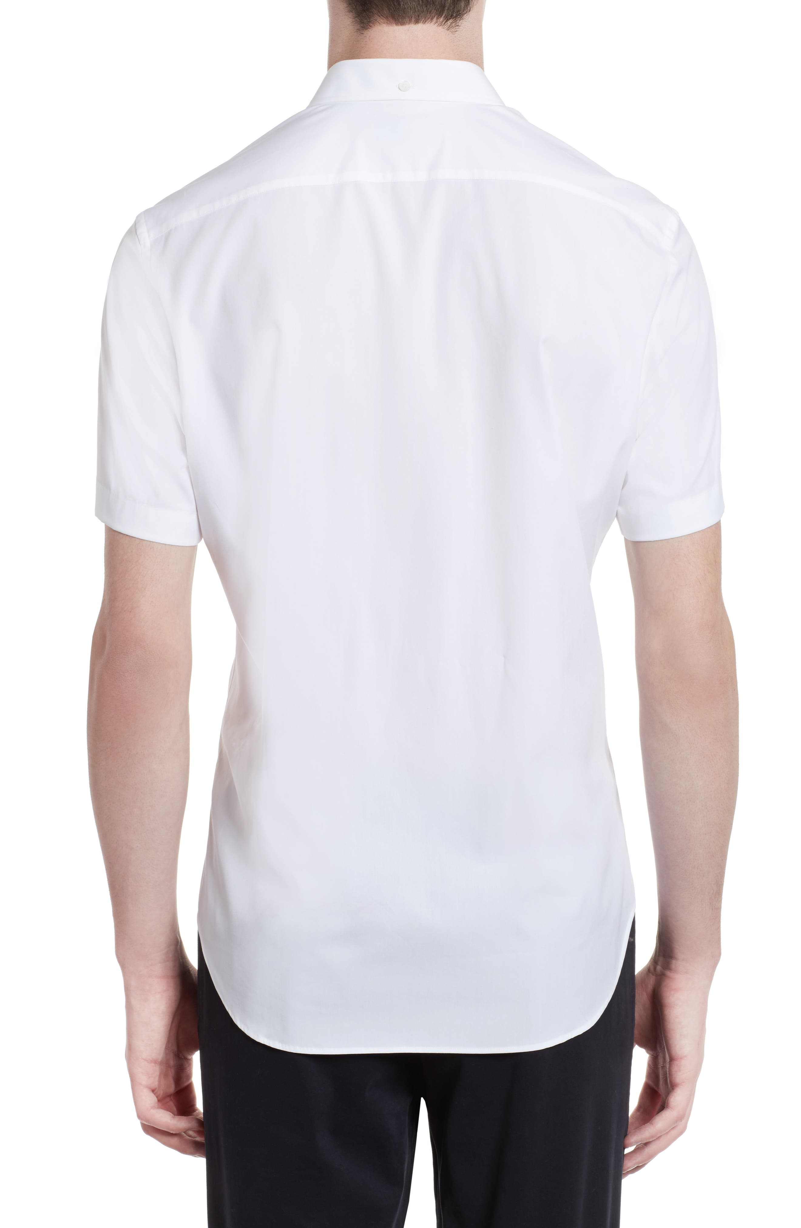 Cambridge Aboyd Sport Shirt,                             Alternate thumbnail 2, color,                             100