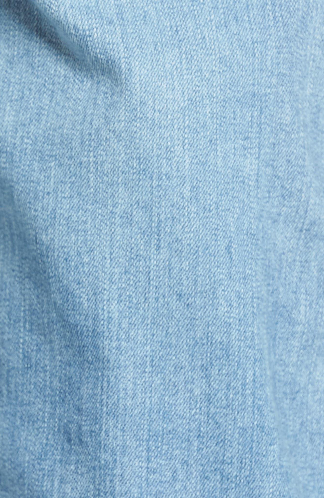 Tellis Slim Fit Jeans,                             Alternate thumbnail 5, color,                             412