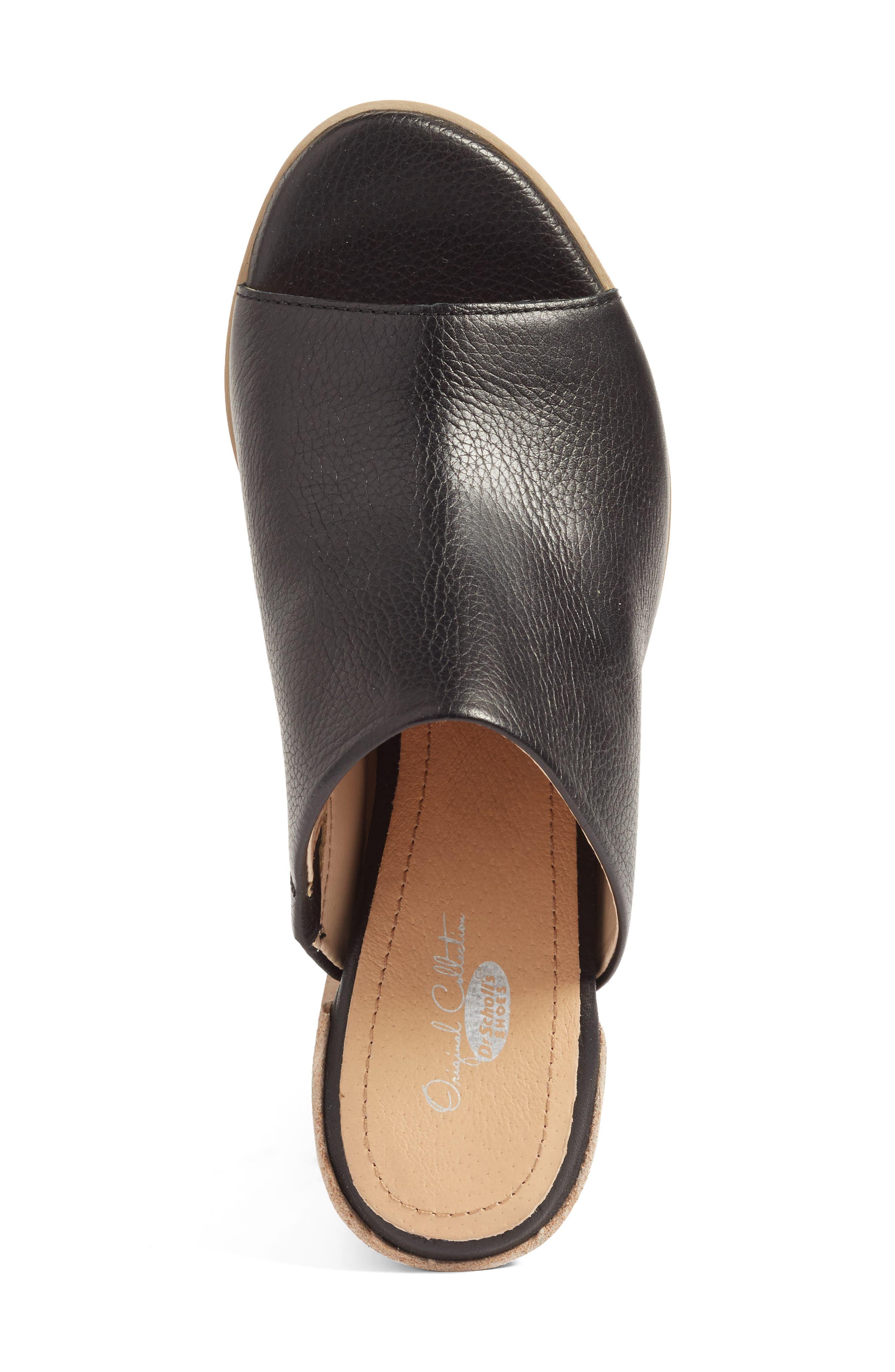 Malin Block Heel Sandal,                             Alternate thumbnail 3, color,                             001