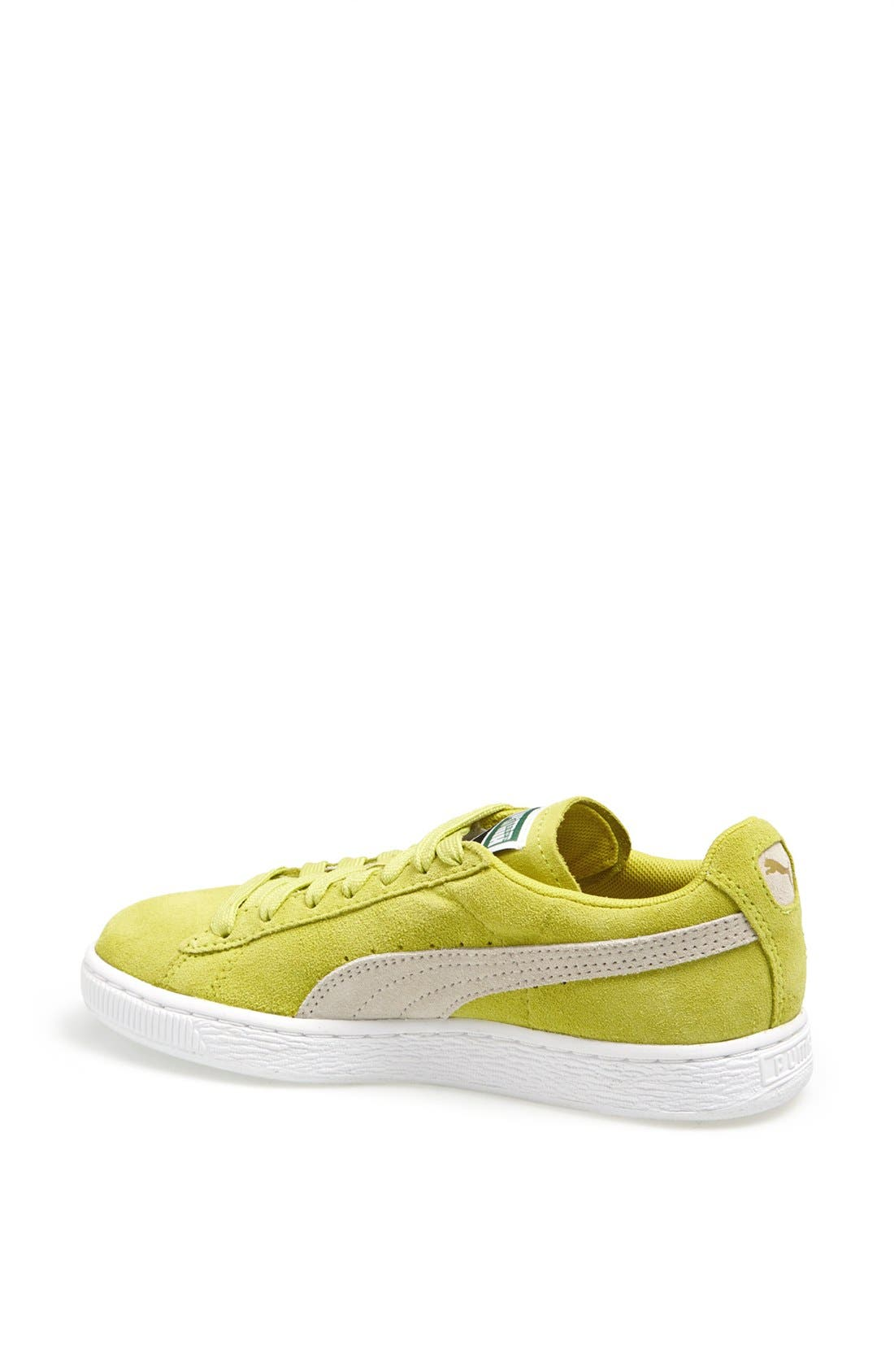 Suede Sneaker,                             Alternate thumbnail 112, color,