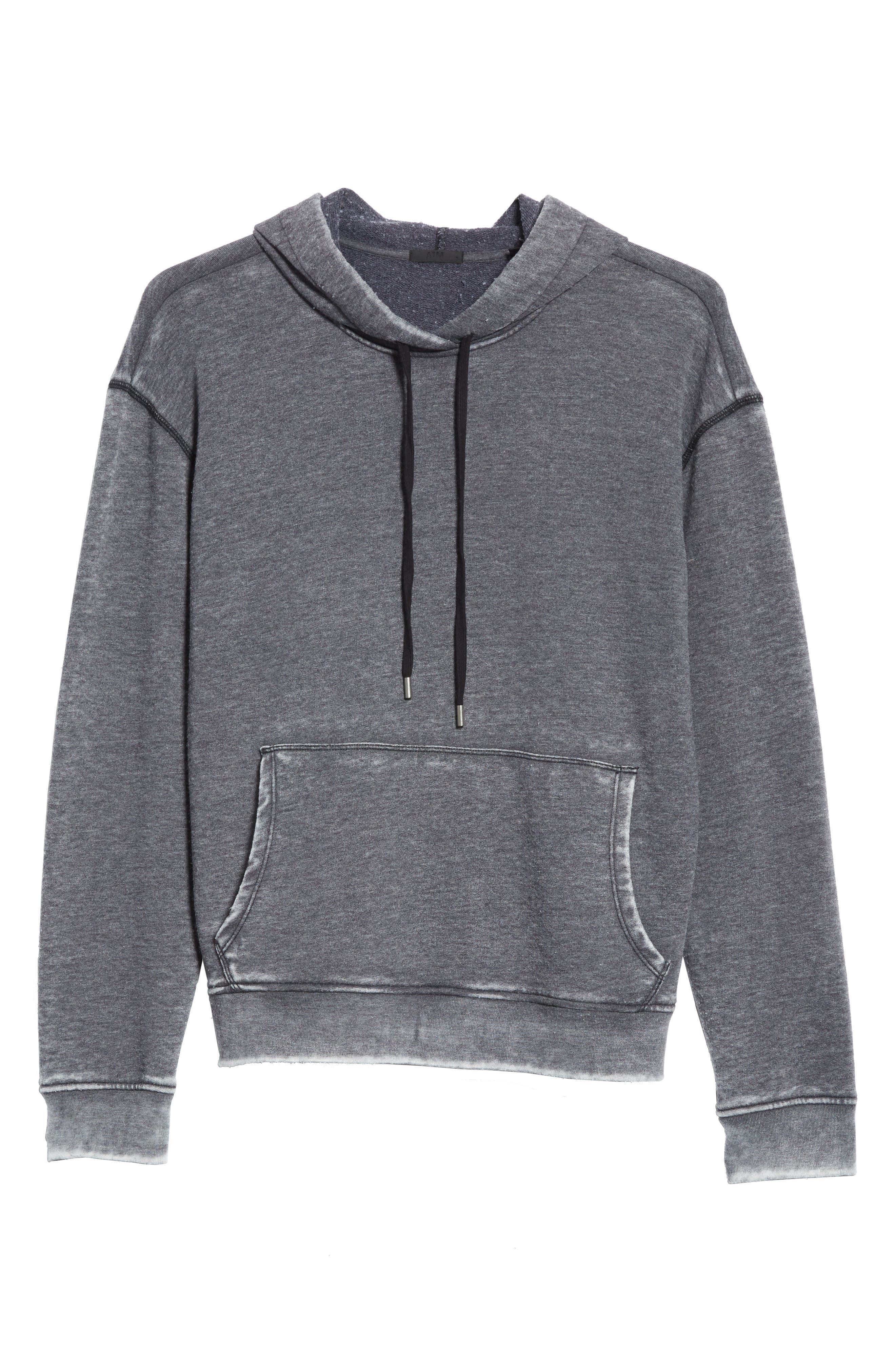 Hoodie,                             Alternate thumbnail 6, color,                             070