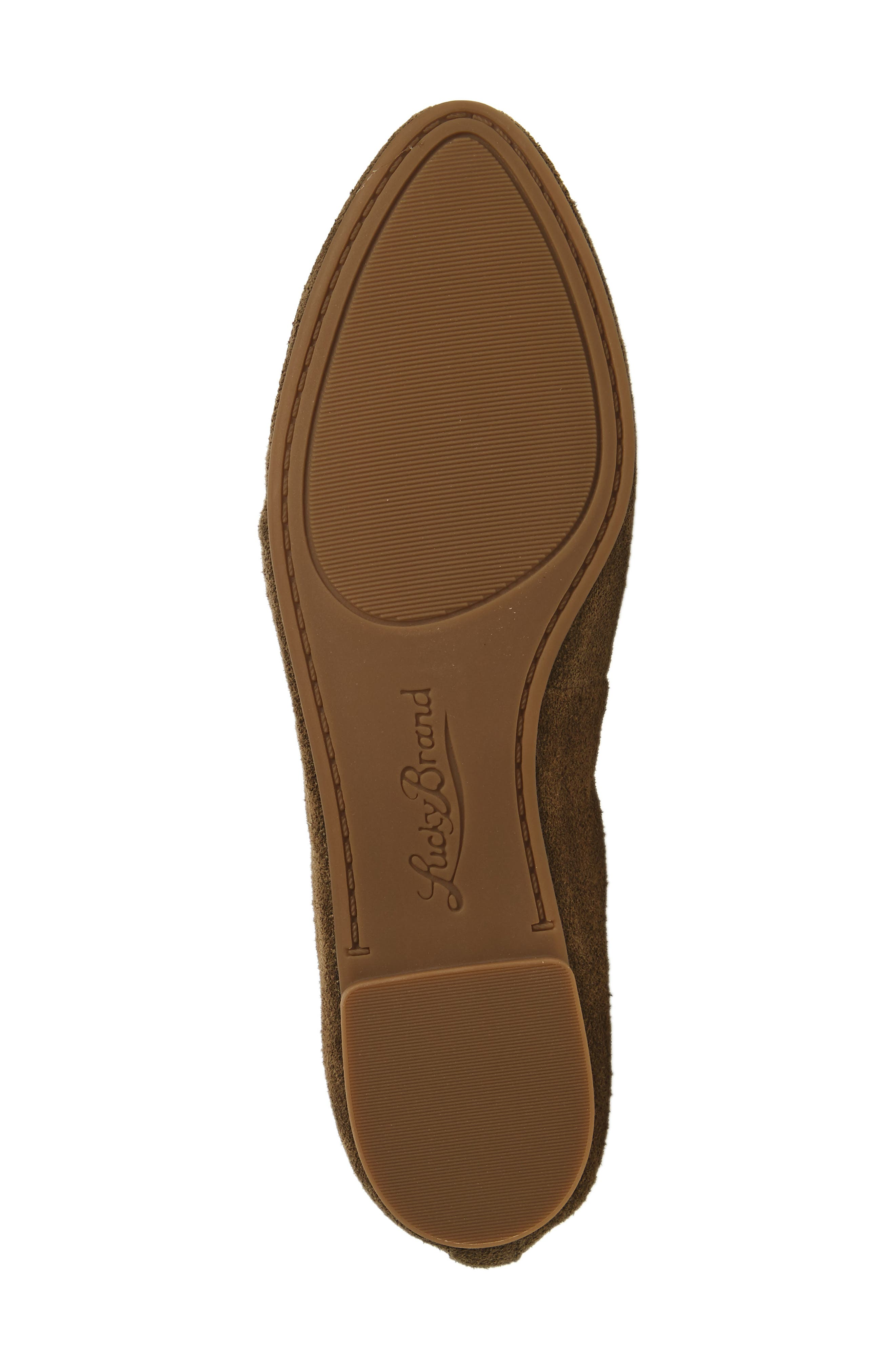 'Aviee' Lace-Up Flat,                             Alternate thumbnail 43, color,