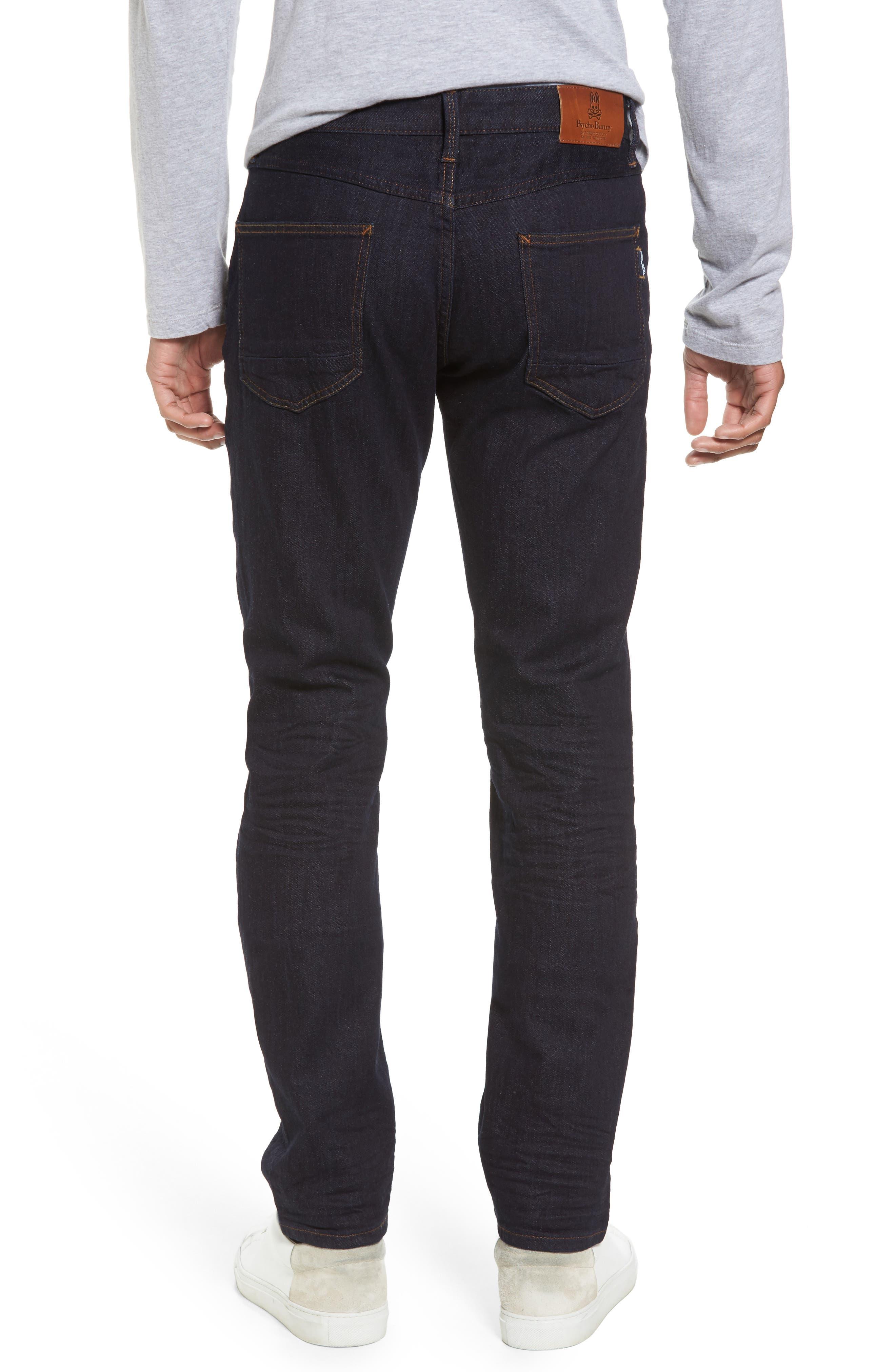 Canal Slim Fit Jeans,                             Alternate thumbnail 2, color,                             460