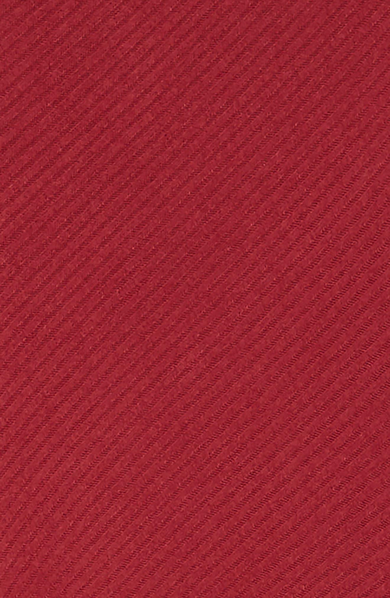 Tucker + Take Swing Dress,                             Alternate thumbnail 3, color,                             RED TIBETAN