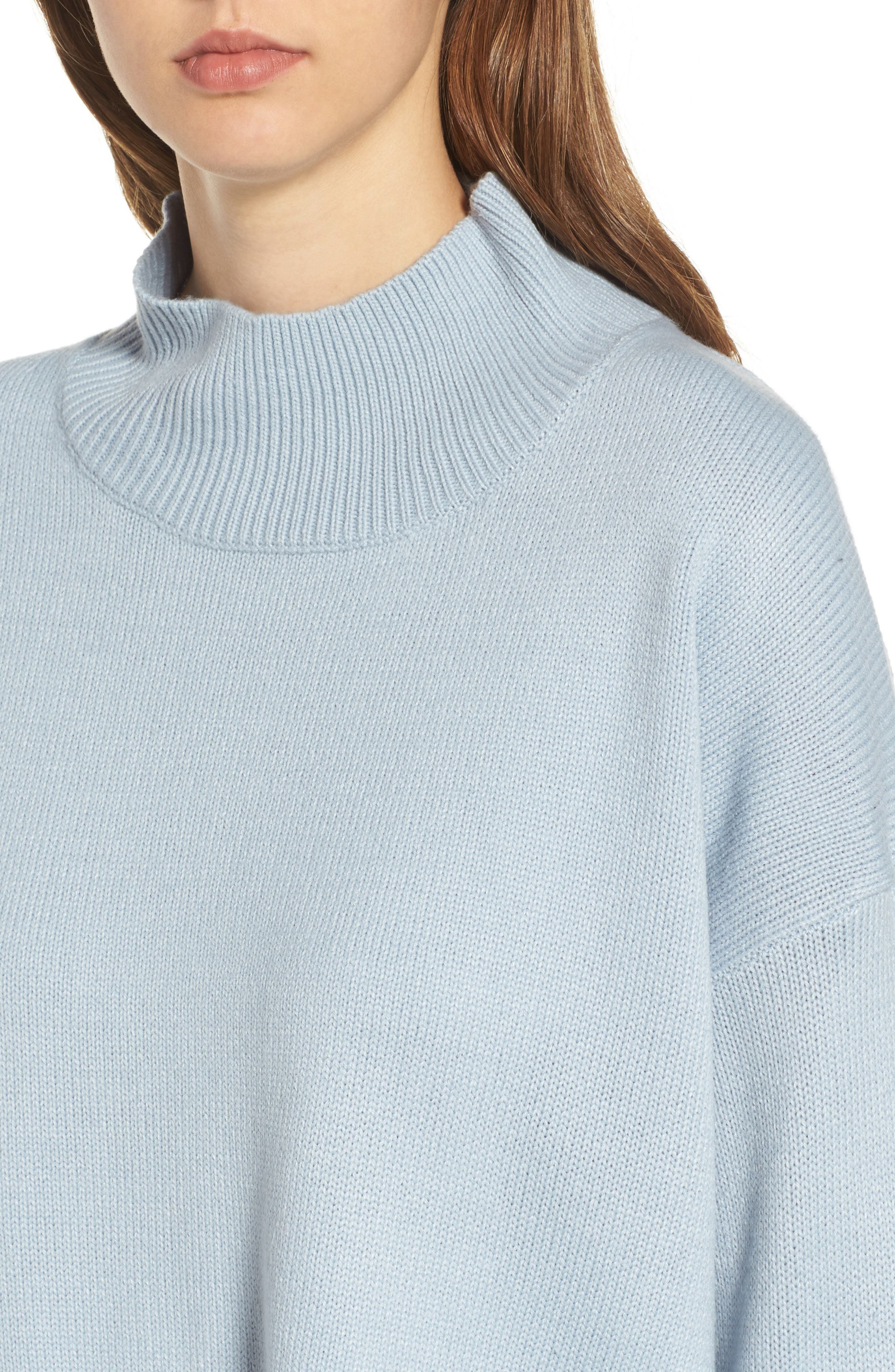 Oversize Sweater,                             Alternate thumbnail 4, color,                             400