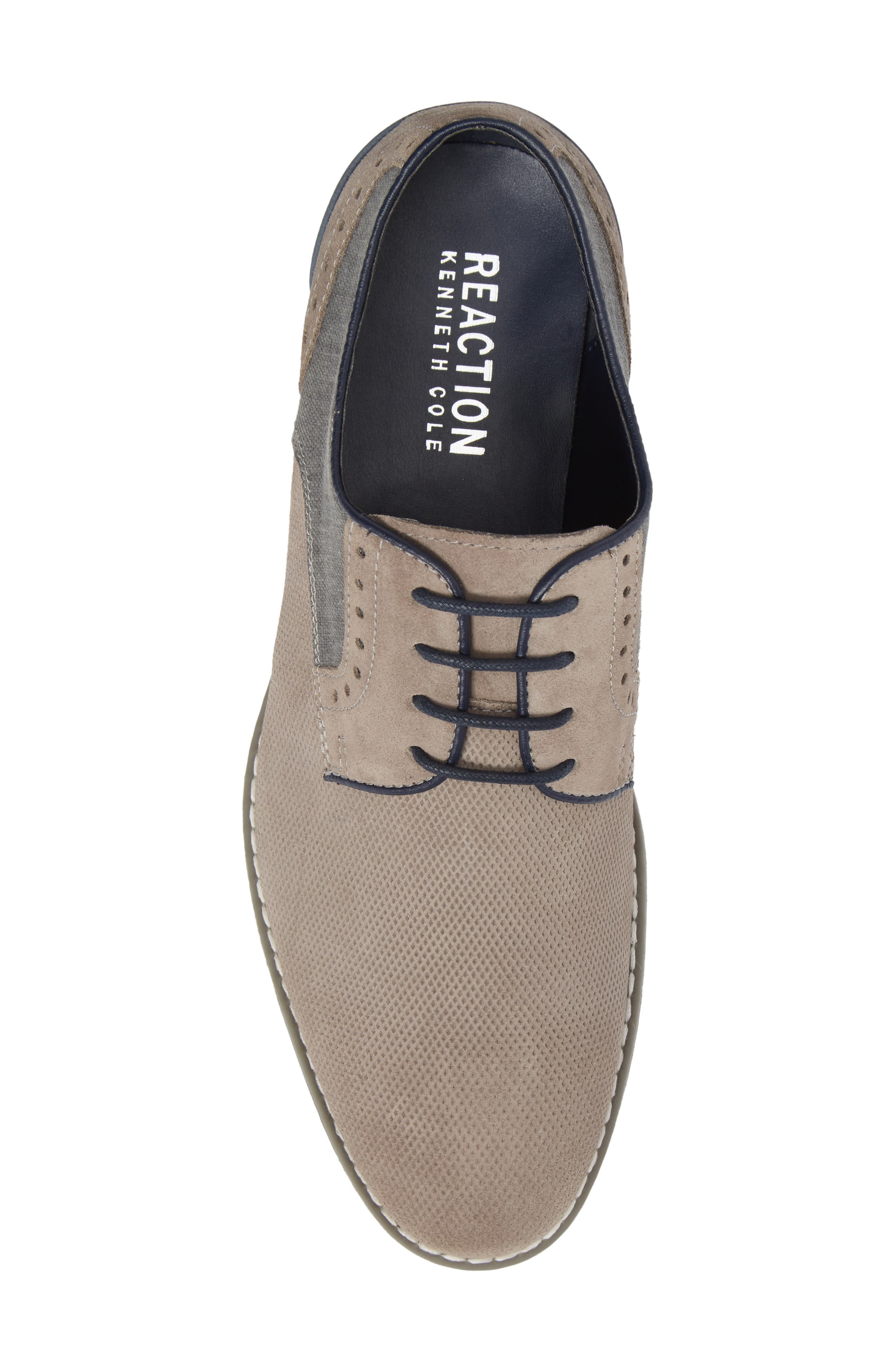 Weiser Lace-up Derby,                             Alternate thumbnail 5, color,                             GREY