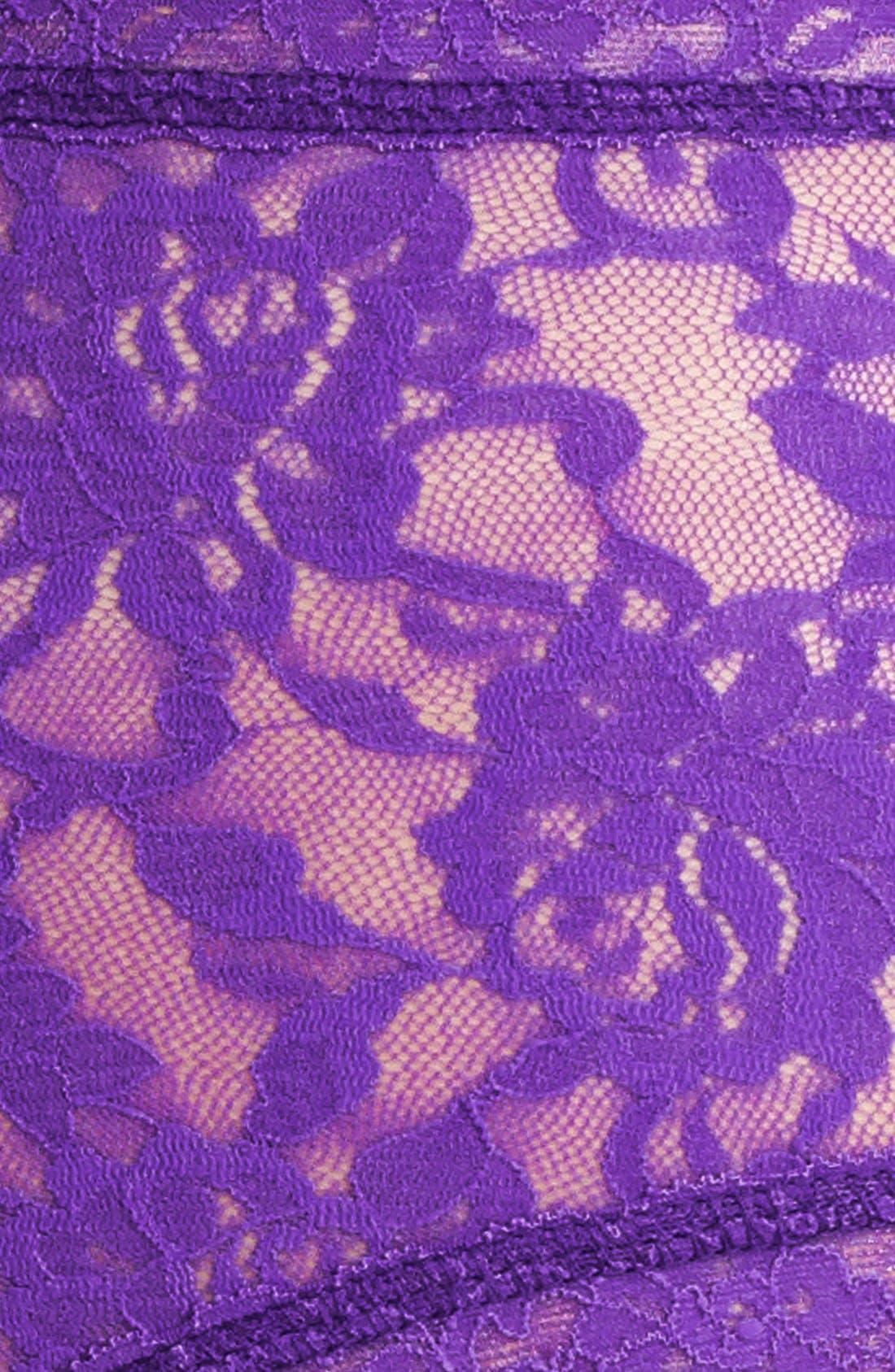 'Signature Lace' Boyshorts,                             Alternate thumbnail 227, color,