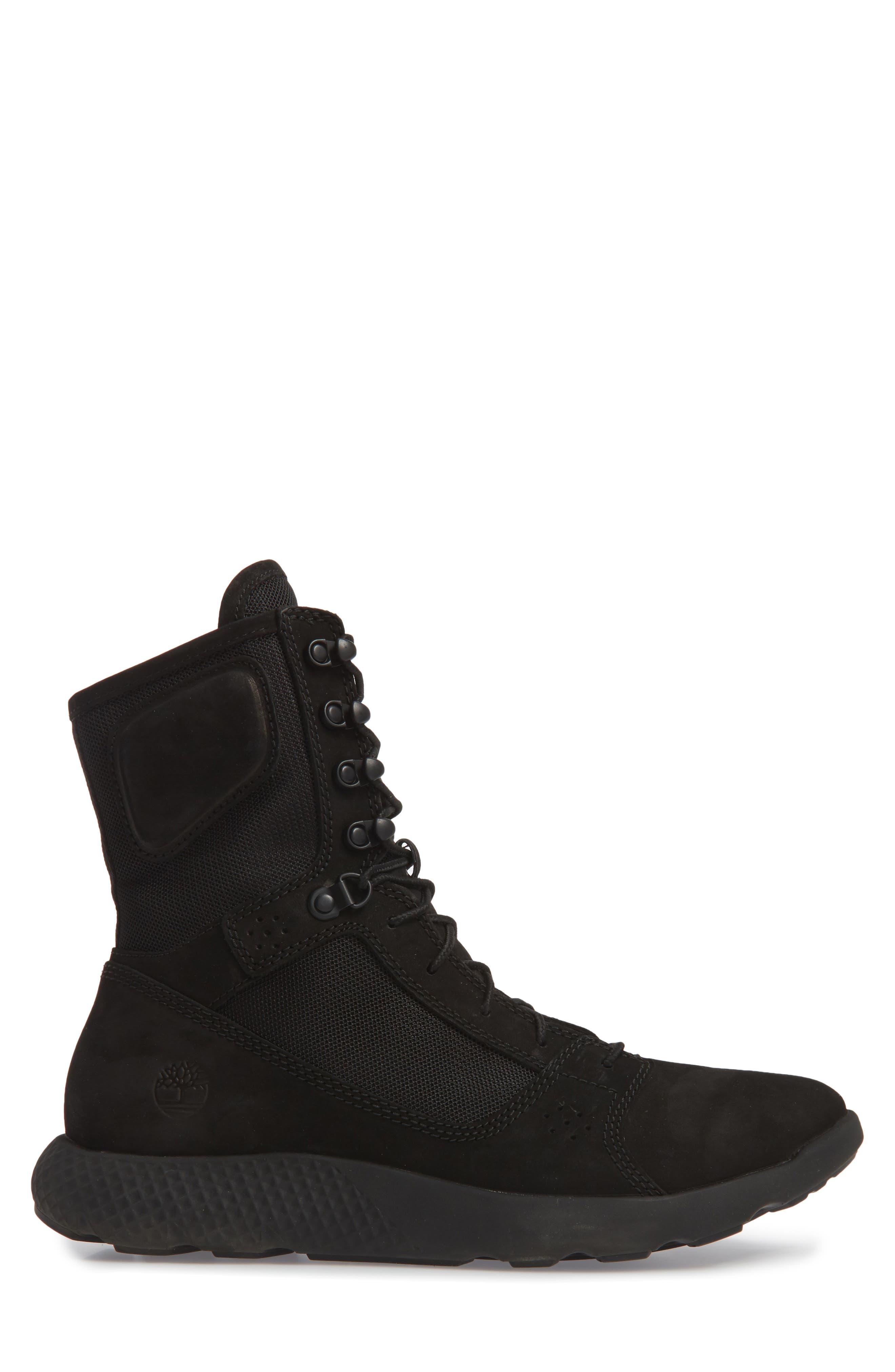 FlyRoam Tactical Boot,                             Alternate thumbnail 3, color,                             001