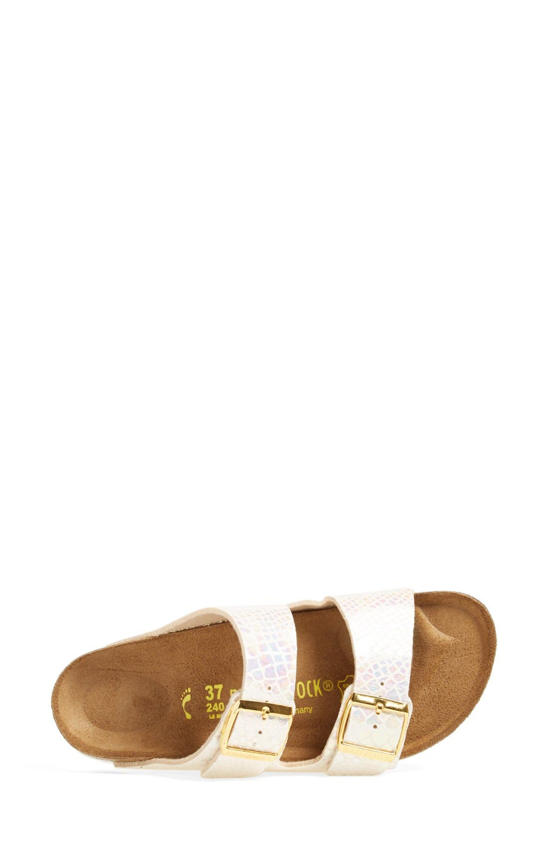 Papillio by Birkenstock 'Arizona' Birko-Flor Sandal,                             Alternate thumbnail 45, color,