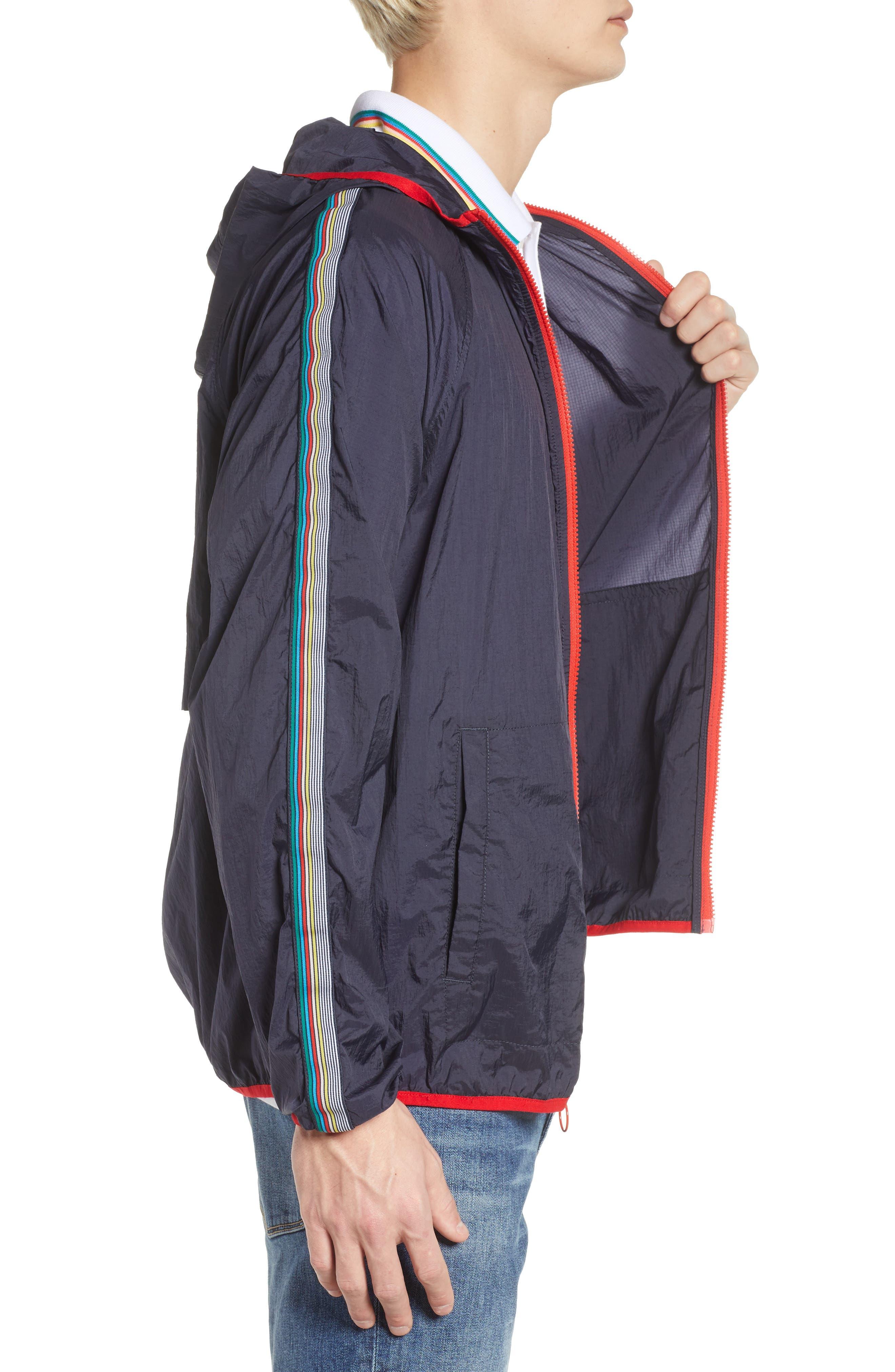 Lightweight Packable Jacket,                             Alternate thumbnail 5, color,