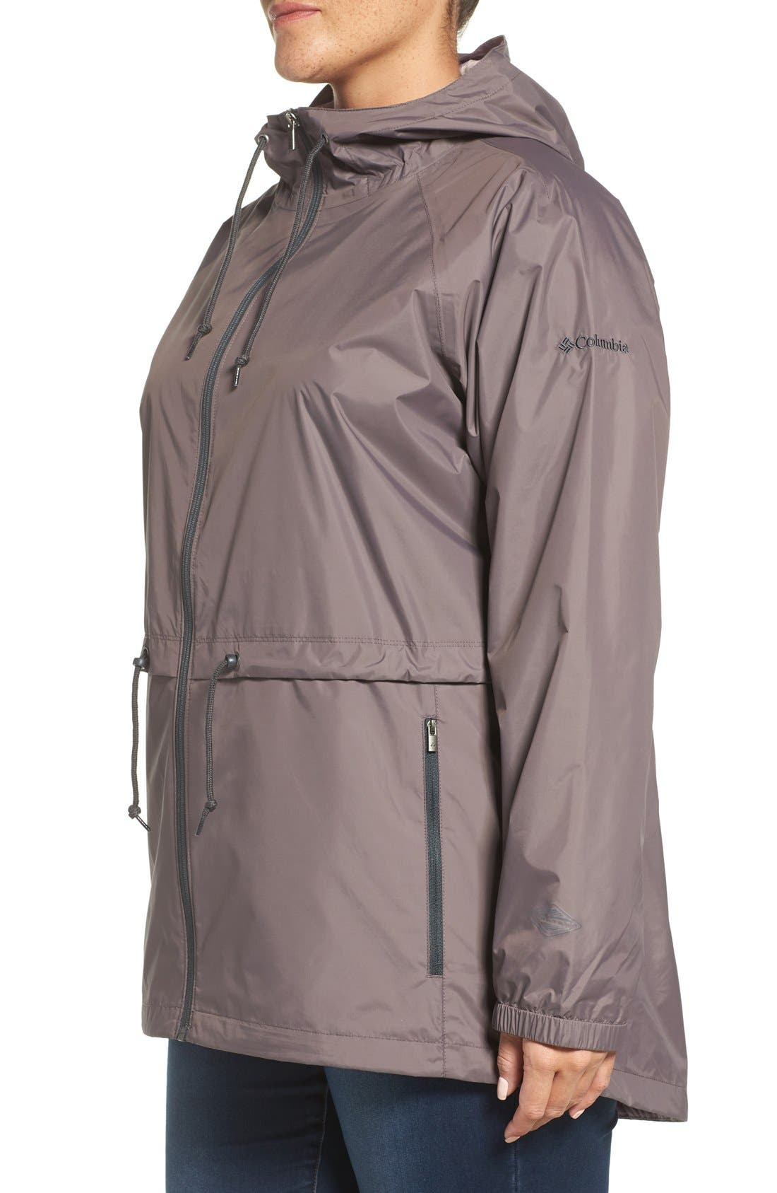 'Arcadia' Hooded Waterproof Casual Jacket,                             Alternate thumbnail 45, color,
