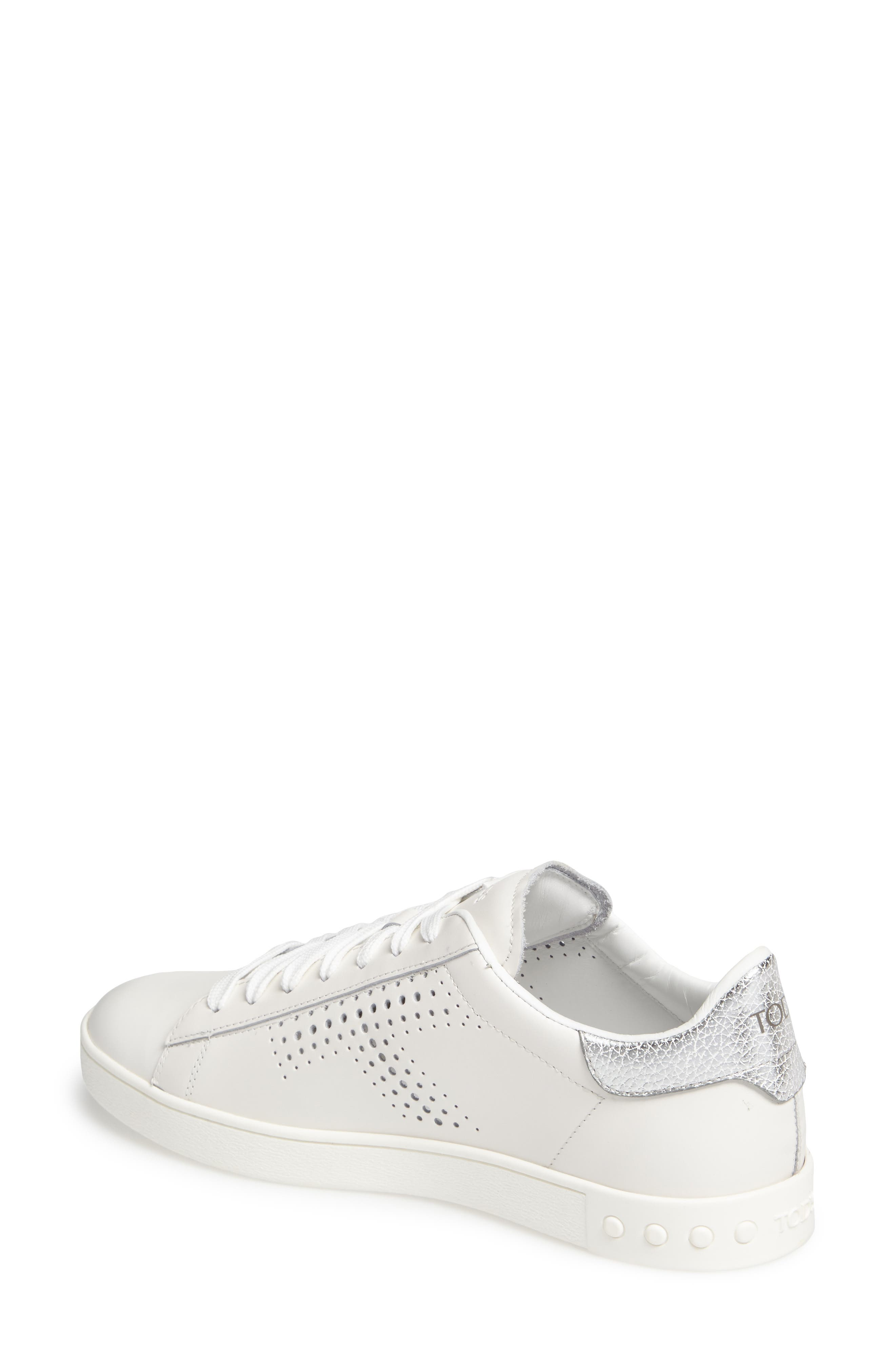 Perforated T Sneaker,                             Alternate thumbnail 5, color,