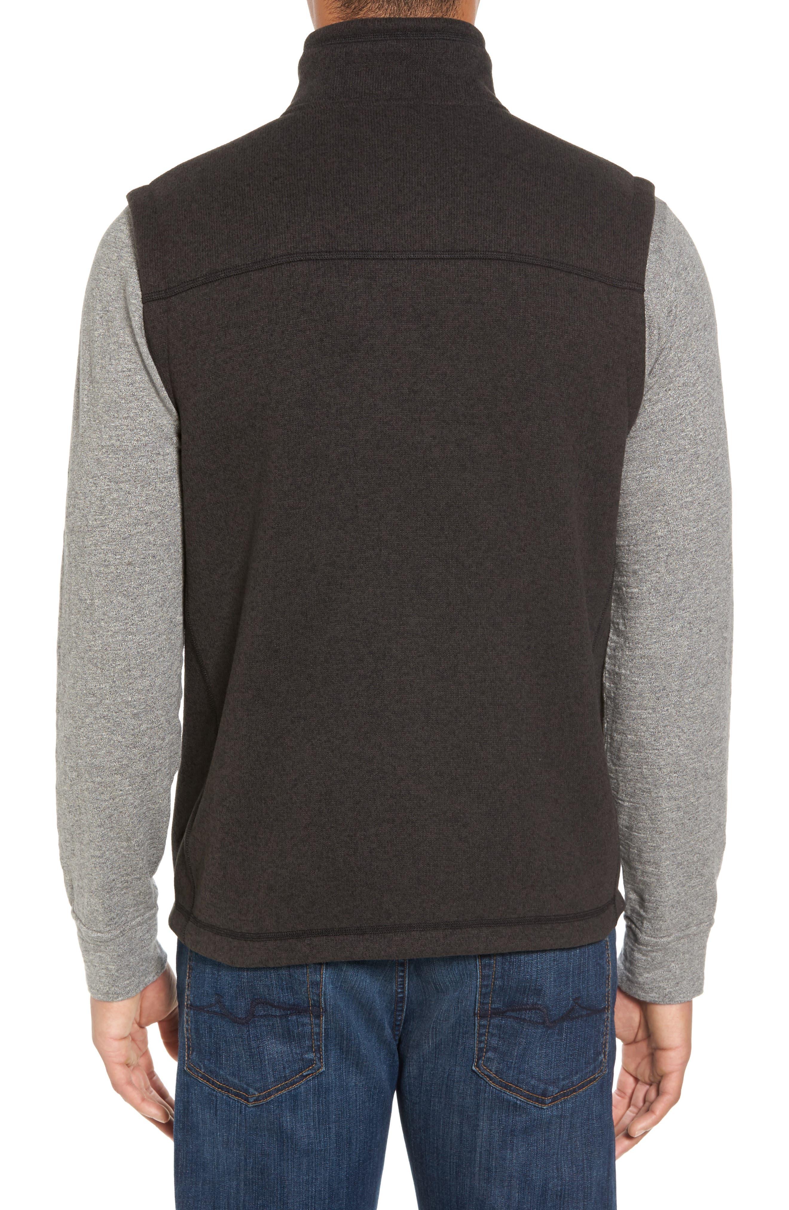 Gordon Lyons Zip Fleece Vest,                             Alternate thumbnail 6, color,