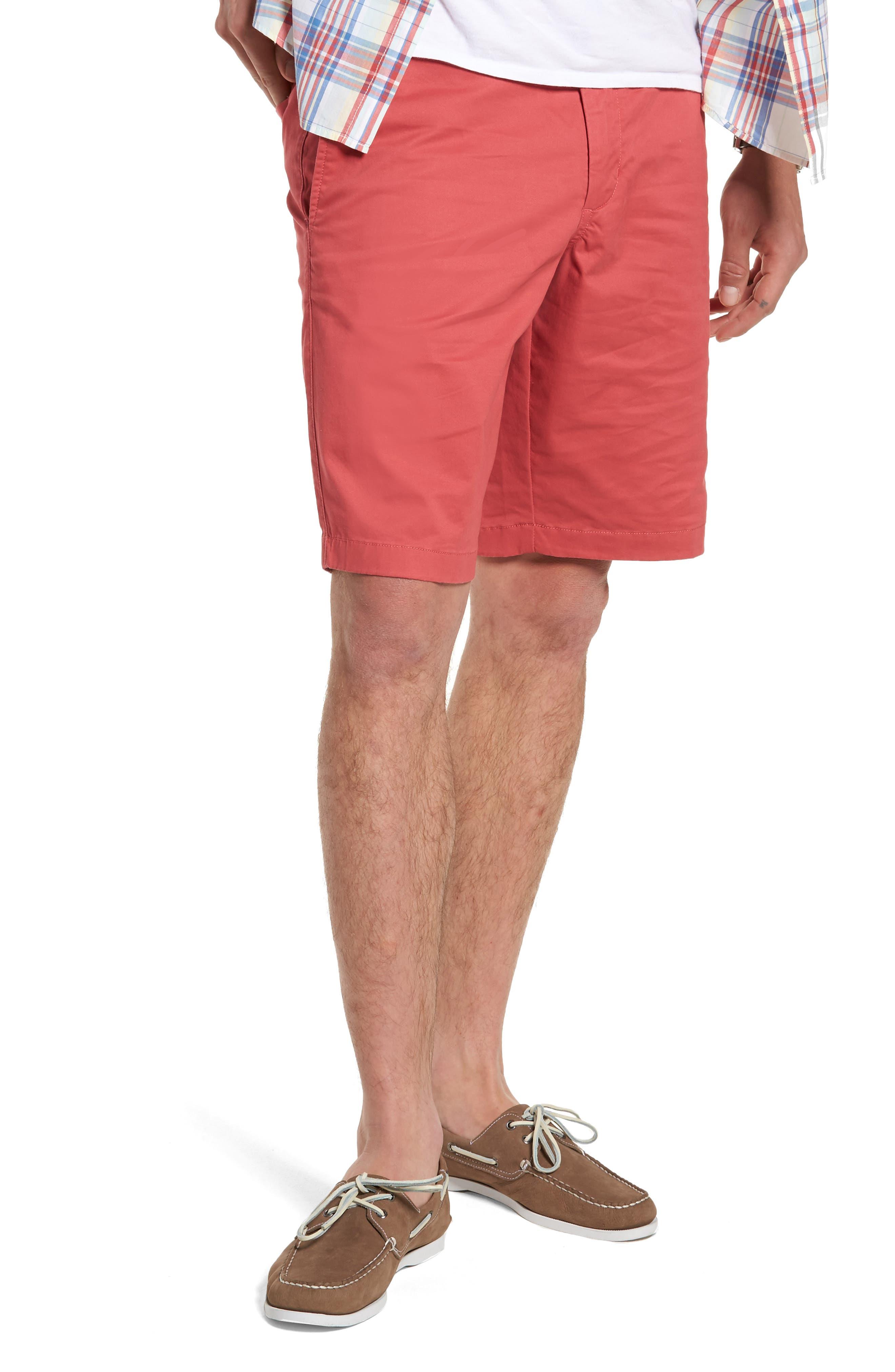 Ballard Slim Fit Stretch Chino 11-Inch Shorts,                             Main thumbnail 15, color,