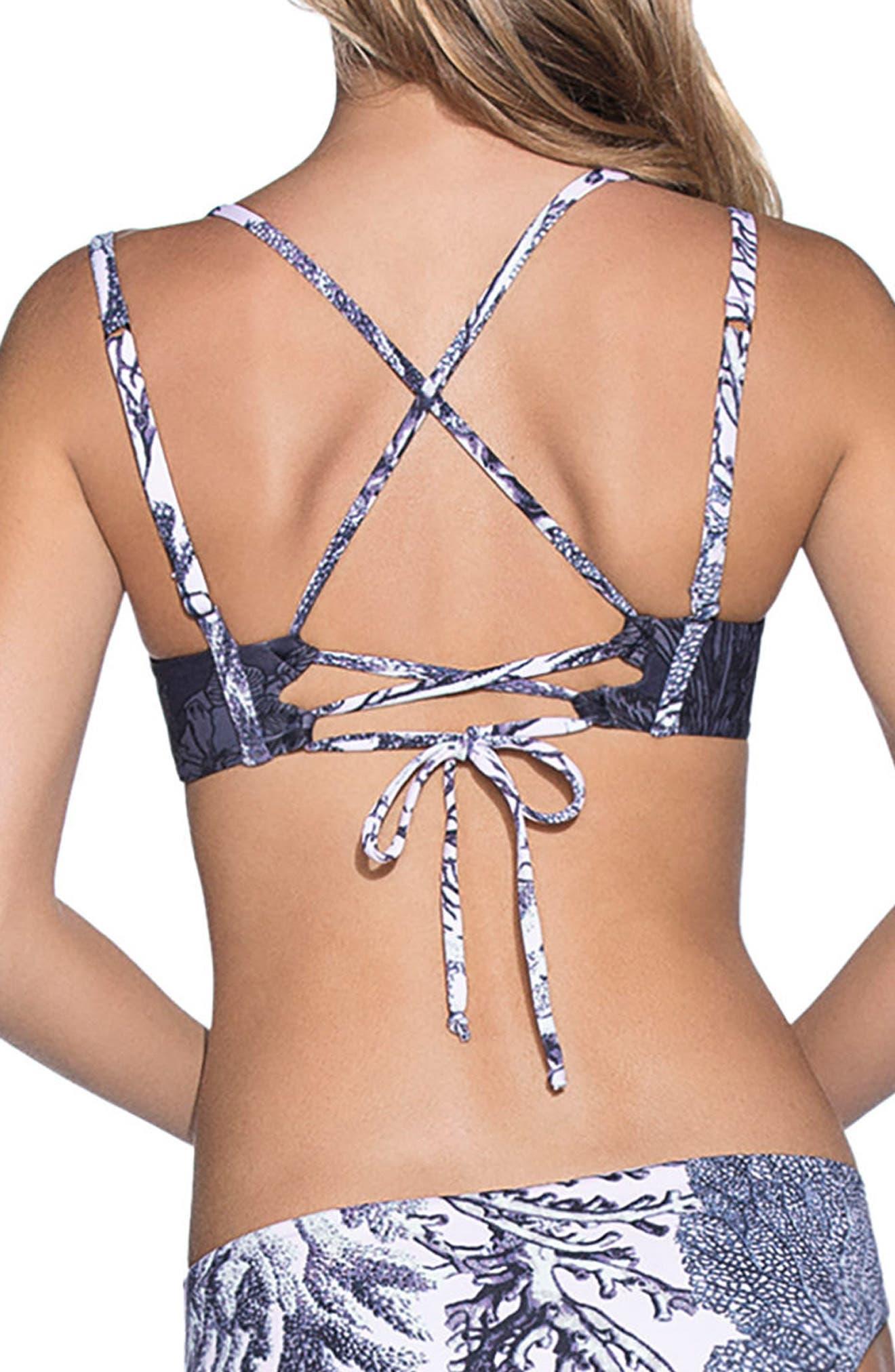 Buenaventura Nights Underwire Bikini Top,                             Alternate thumbnail 2, color,