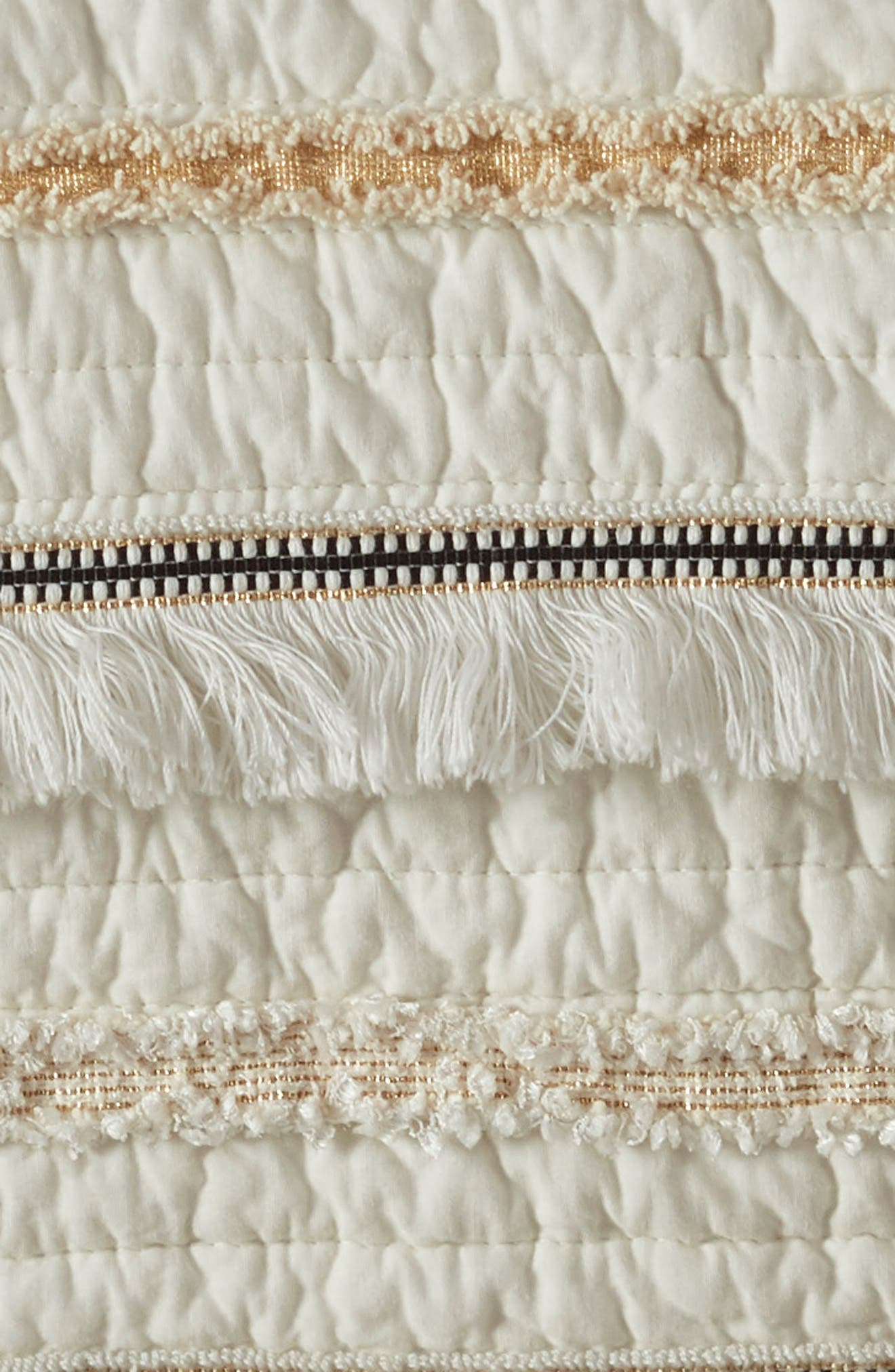 LEVTEX,                             Emory Quilt,                             Alternate thumbnail 3, color,                             IVORY