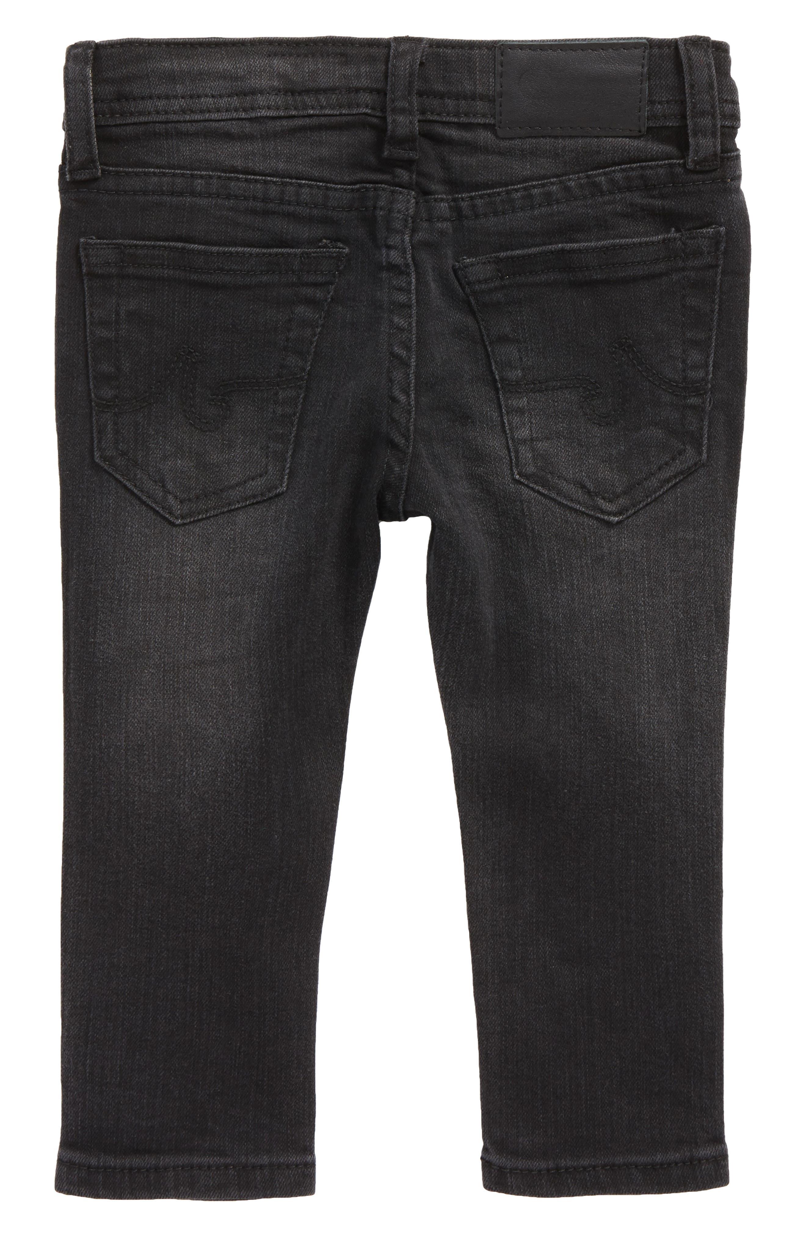 The Kingston Slim Jeans,                             Alternate thumbnail 2, color,                             001