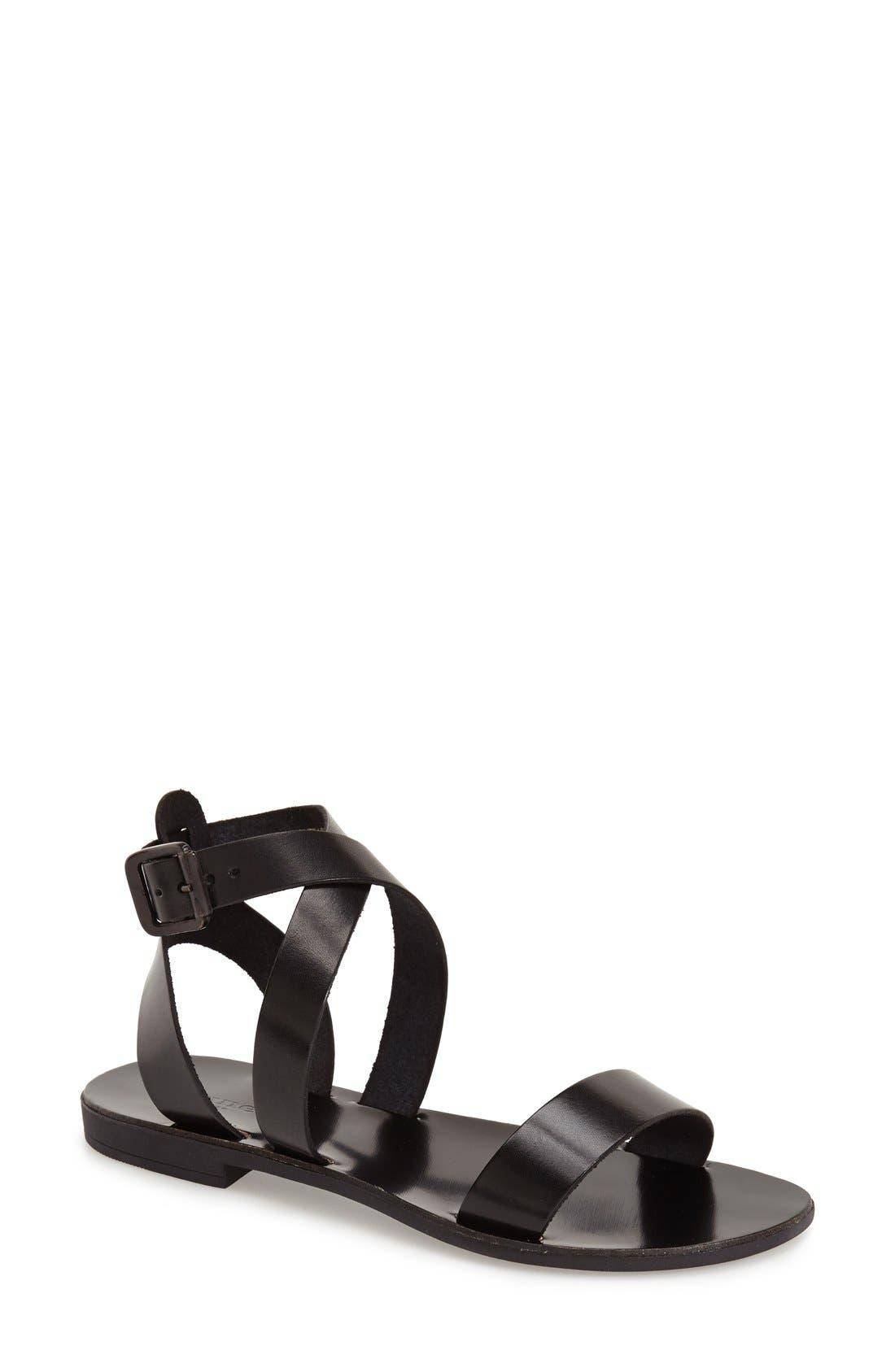'Lotti' Sandal, Main, color, 002