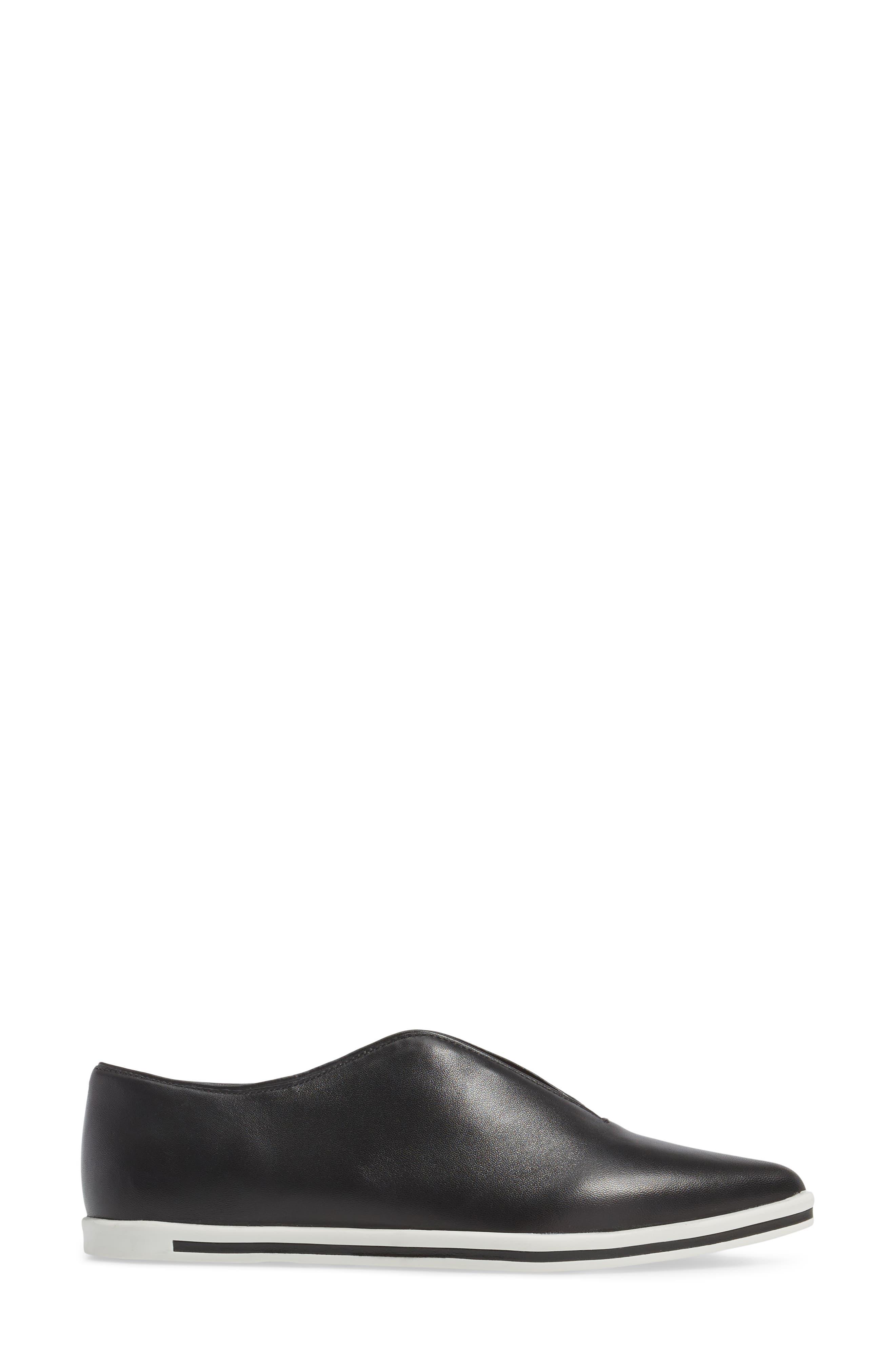 Tisha Slip-On Sneaker,                             Alternate thumbnail 3, color,                             004