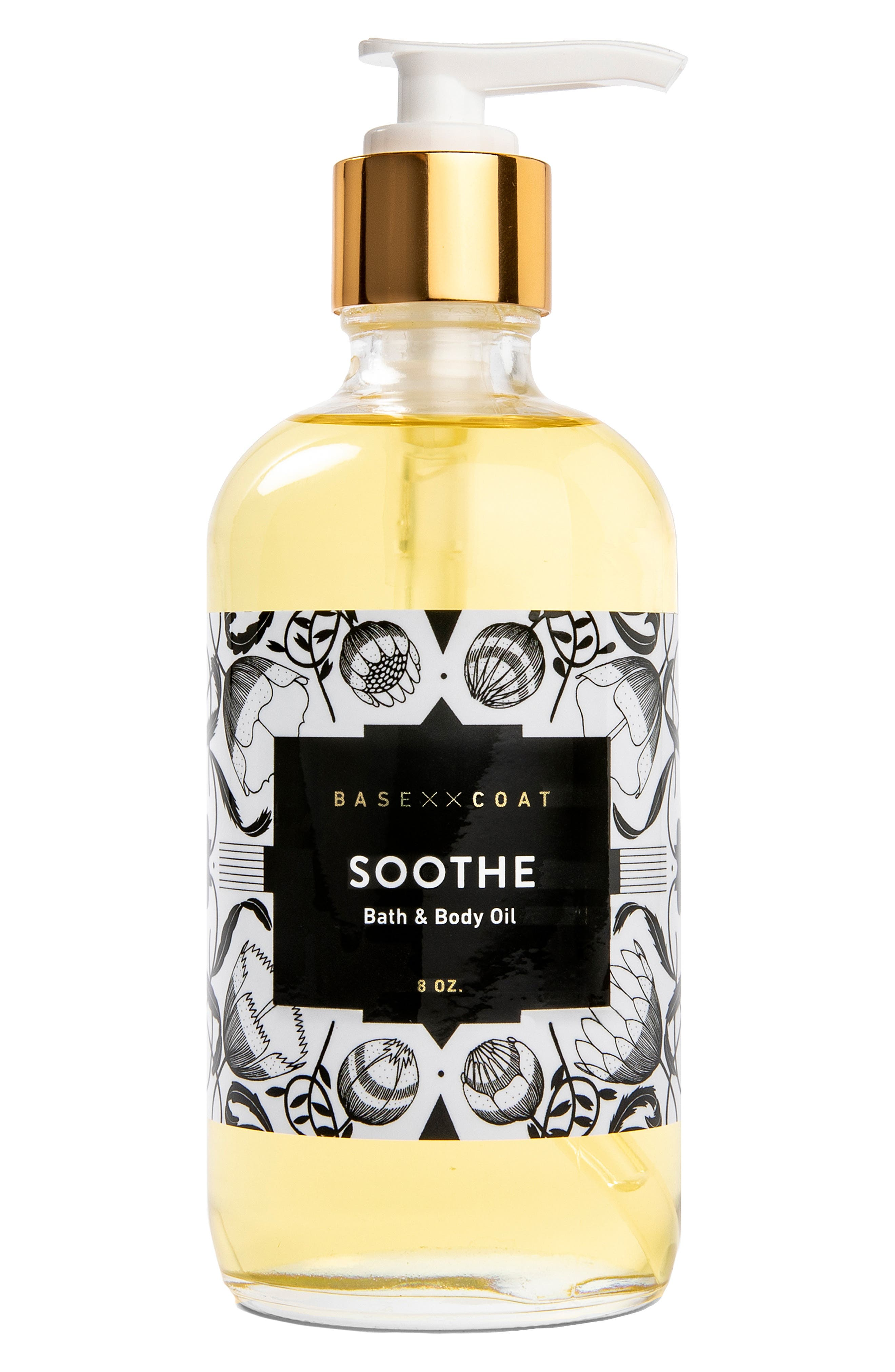 Bath & Body Oil,                         Main,                         color, NO COLOR