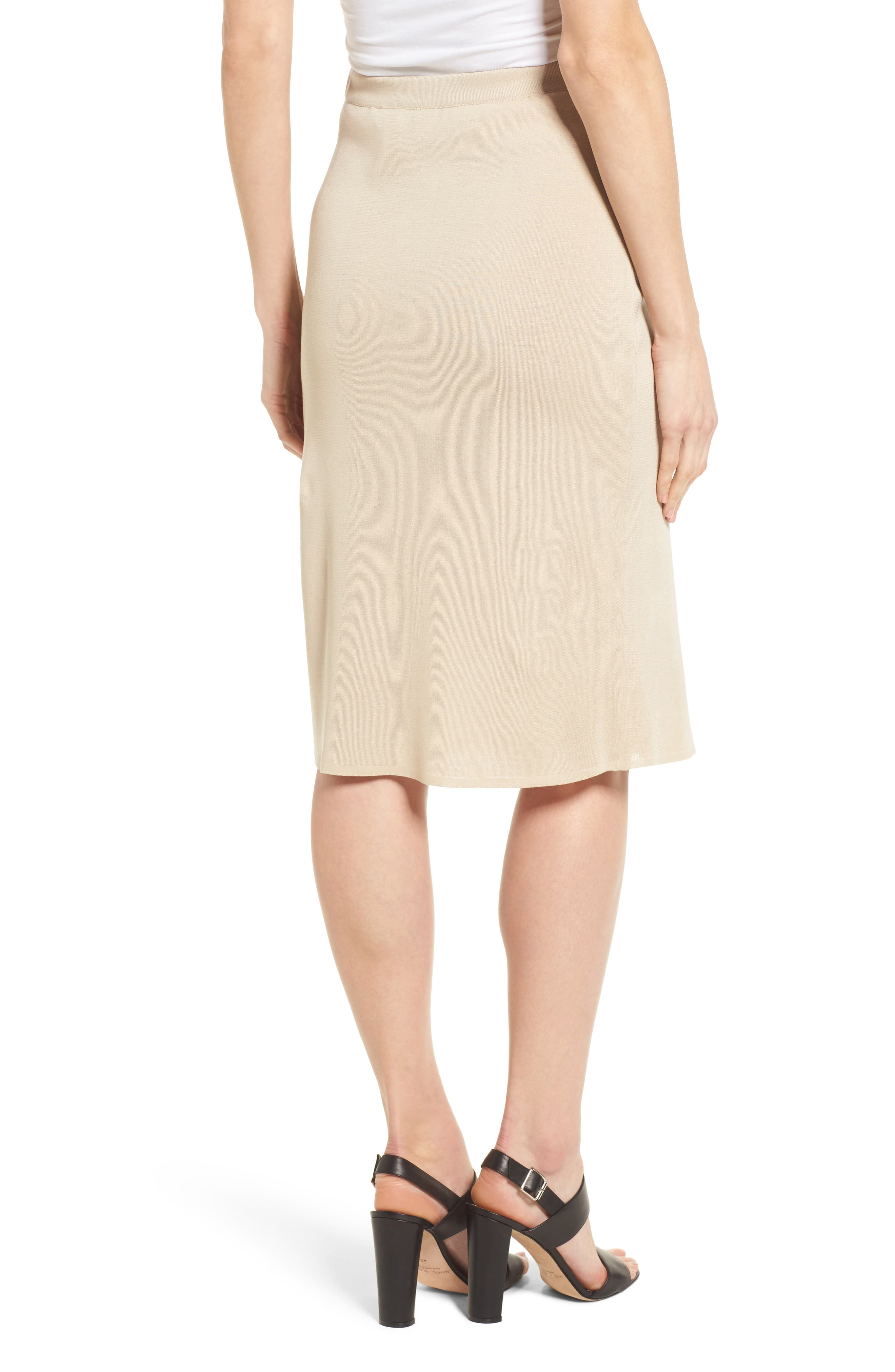 Straight Skirt,                             Alternate thumbnail 2, color,                             TWIG