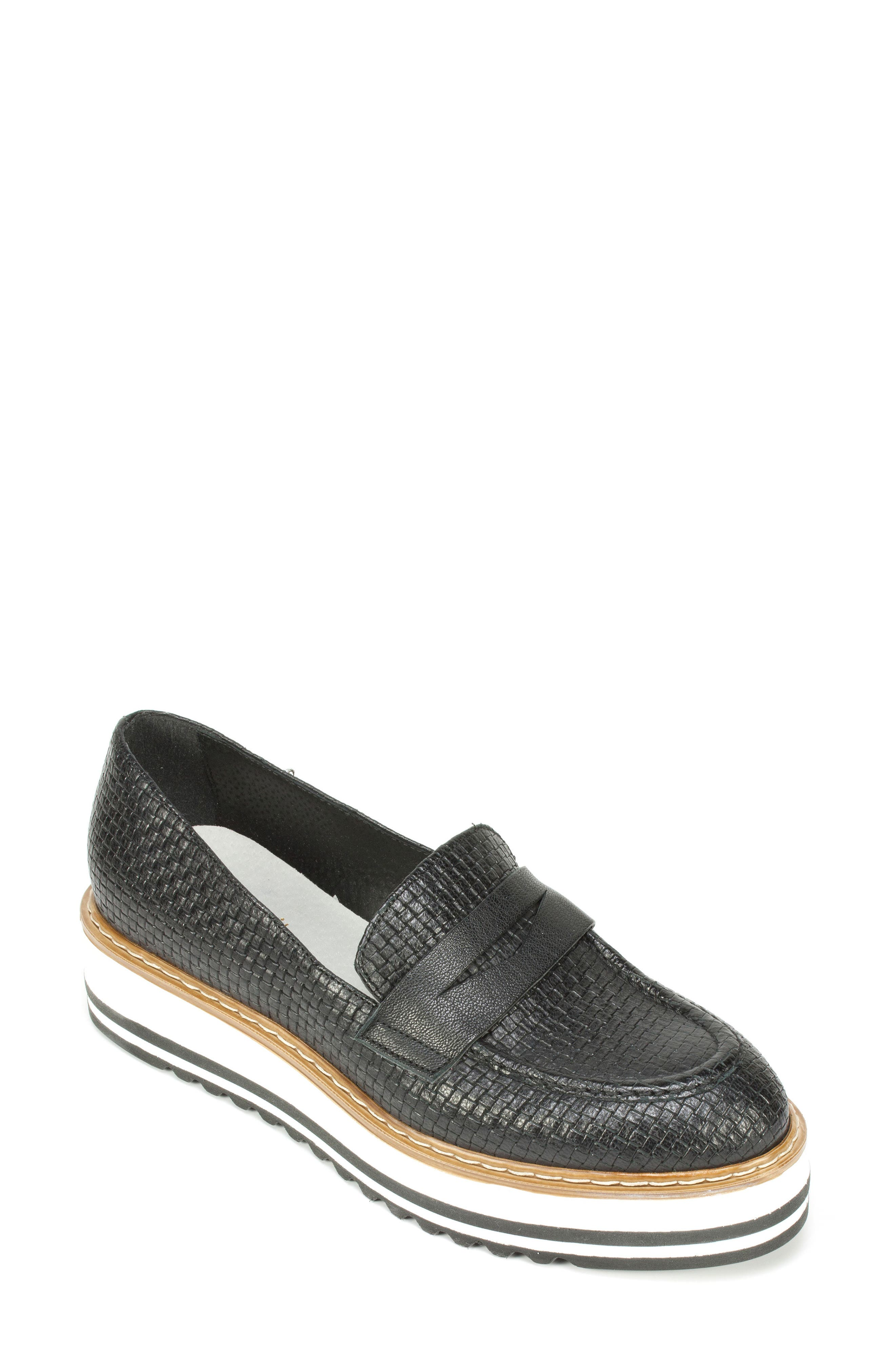 Summit By White Mountain Bethania Platform Loafer