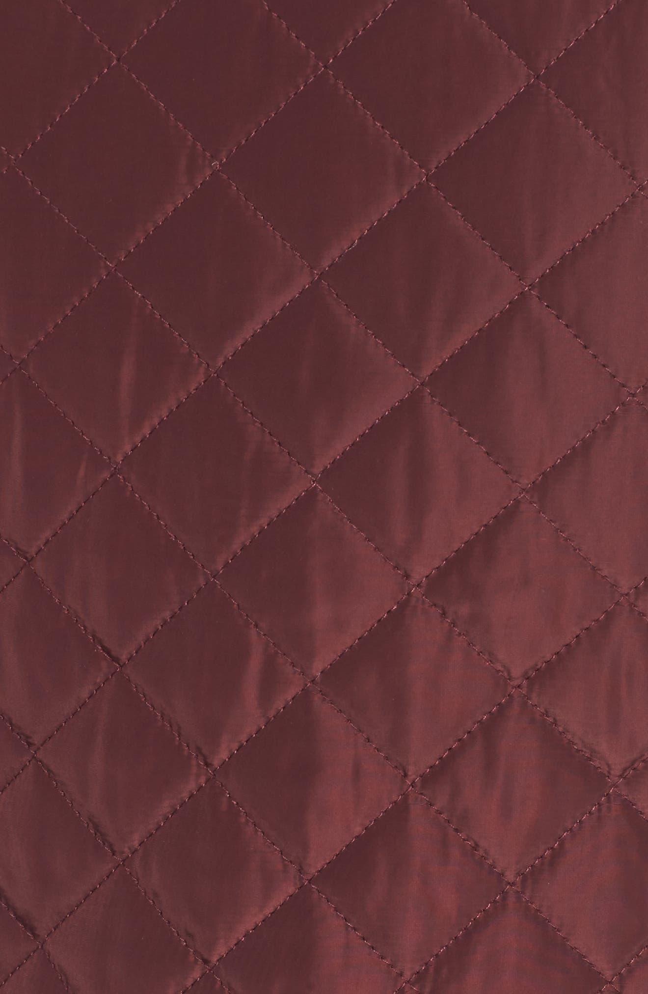 Diamond Quilted Vest,                             Alternate thumbnail 27, color,