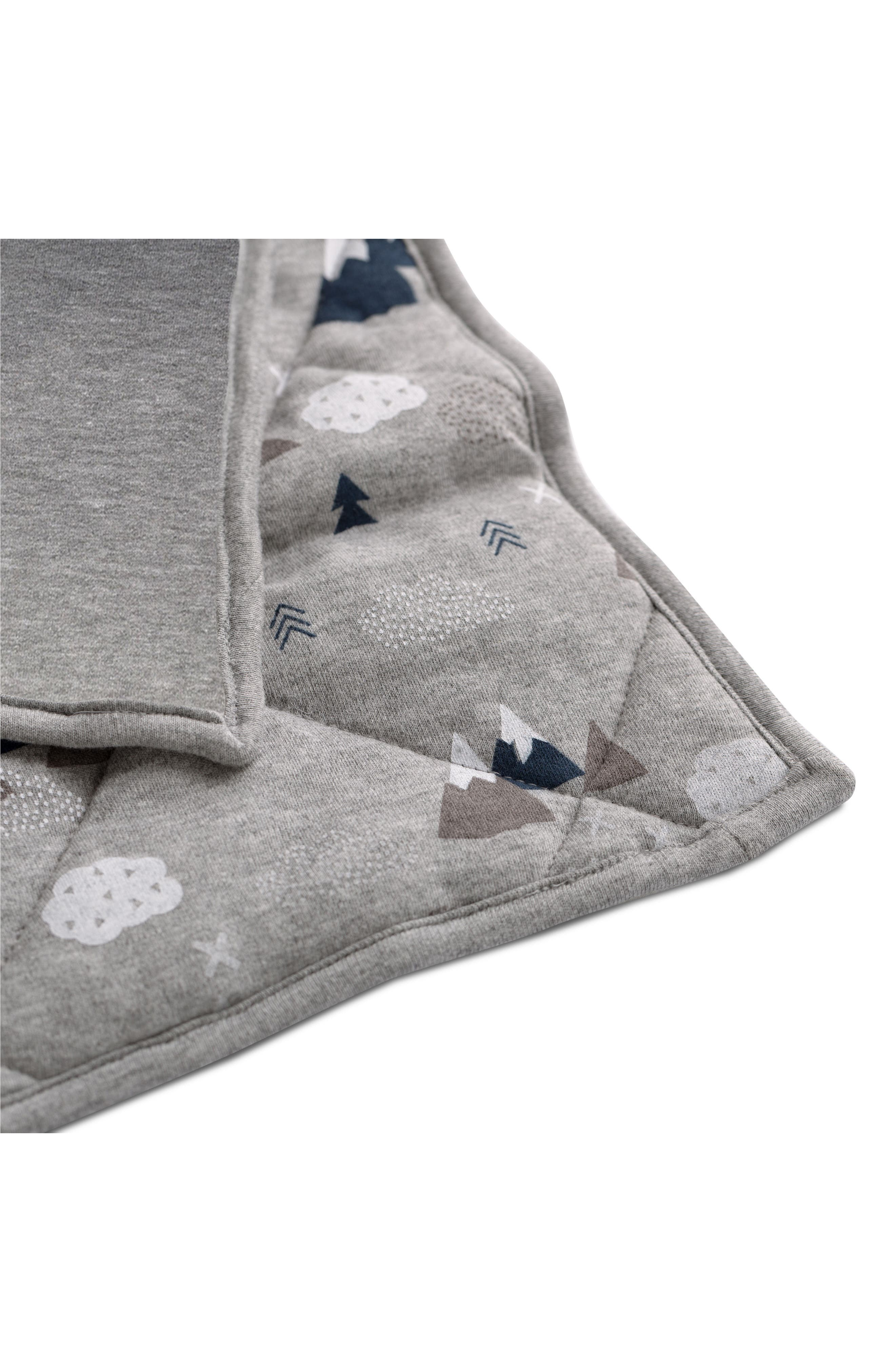 Peaks Quilted Comforter,                             Alternate thumbnail 3, color,                             020