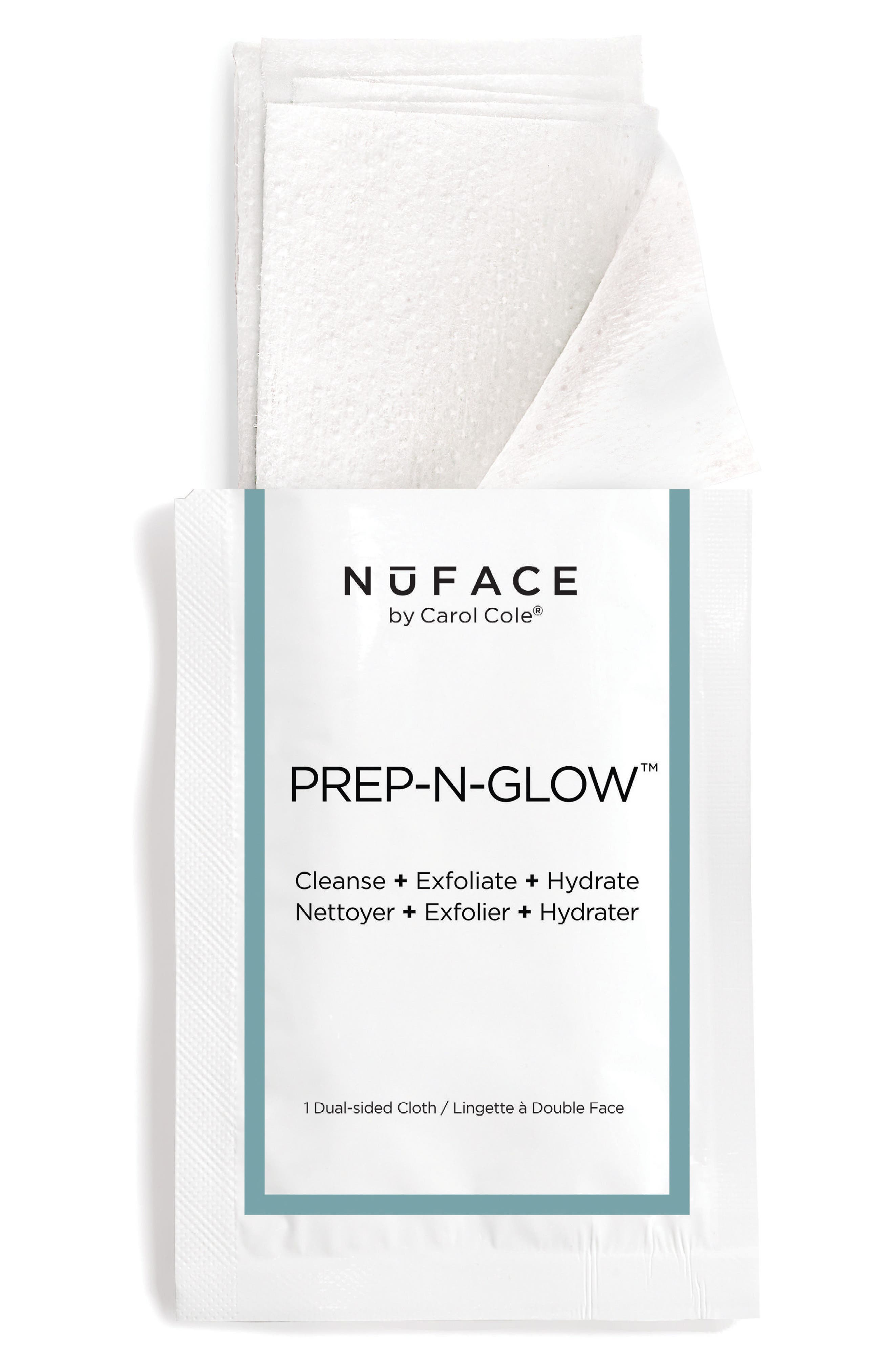 Prep-N-Glow Wipes, Main, color, 000