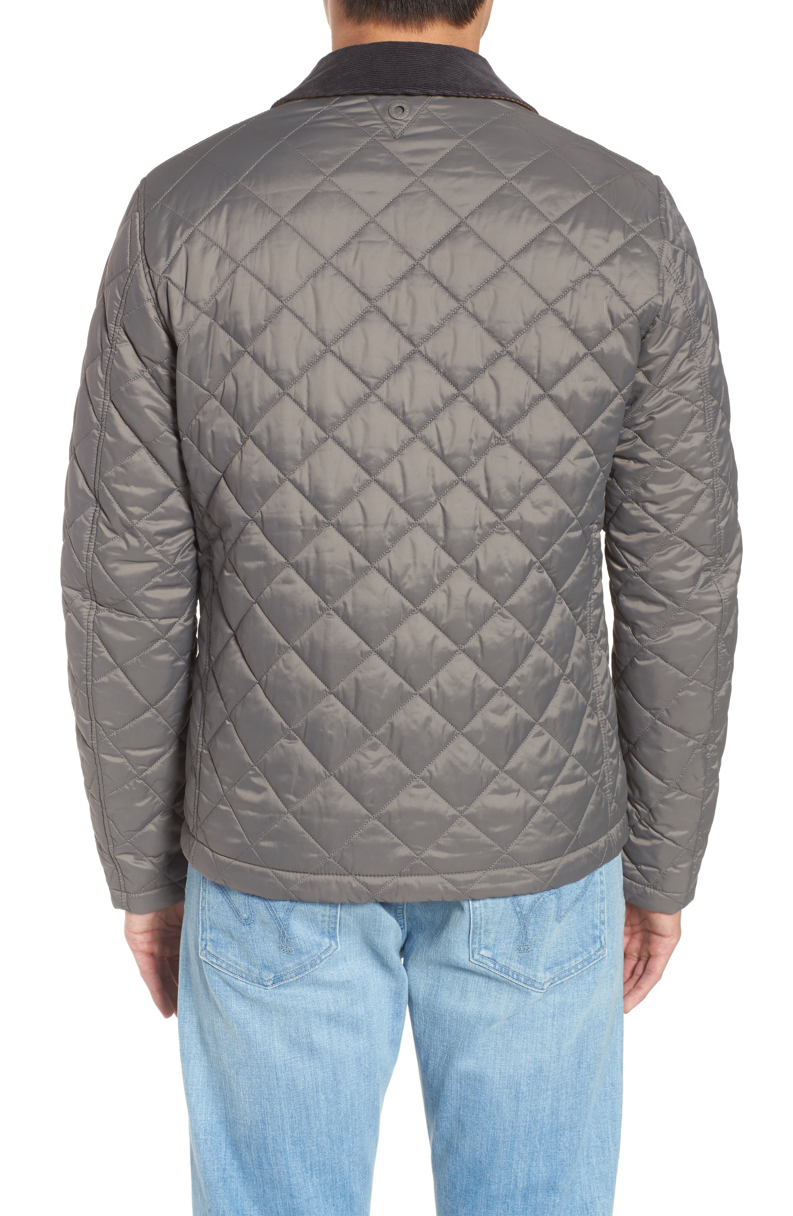 Helm Quilted Jacket,                             Alternate thumbnail 4, color,