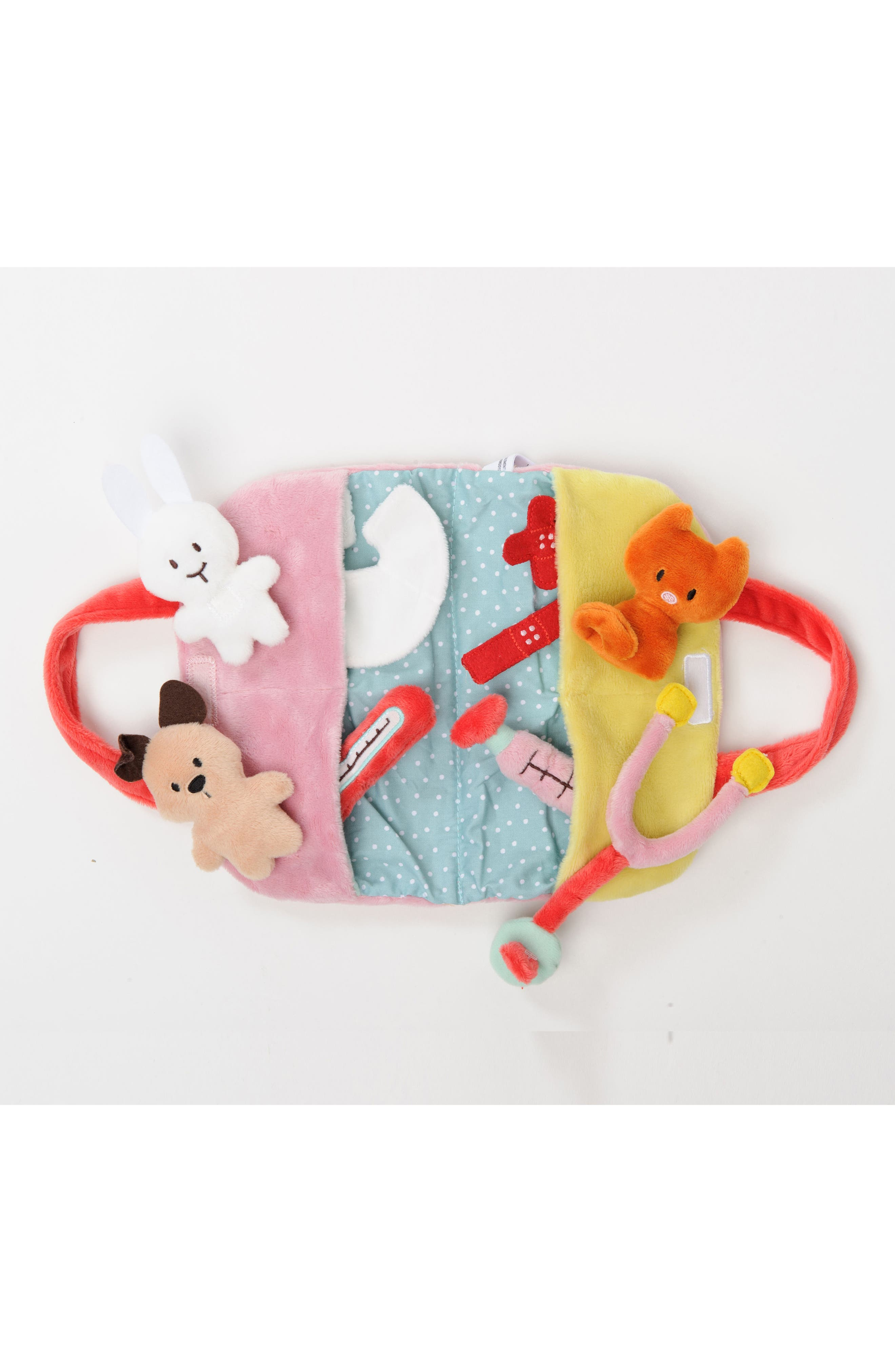 Neat Oh! 11-Piece Nici<sup>®</sup> Wonderland Minilina Plush Veterinarian Play Set,                             Alternate thumbnail 2, color,                             650