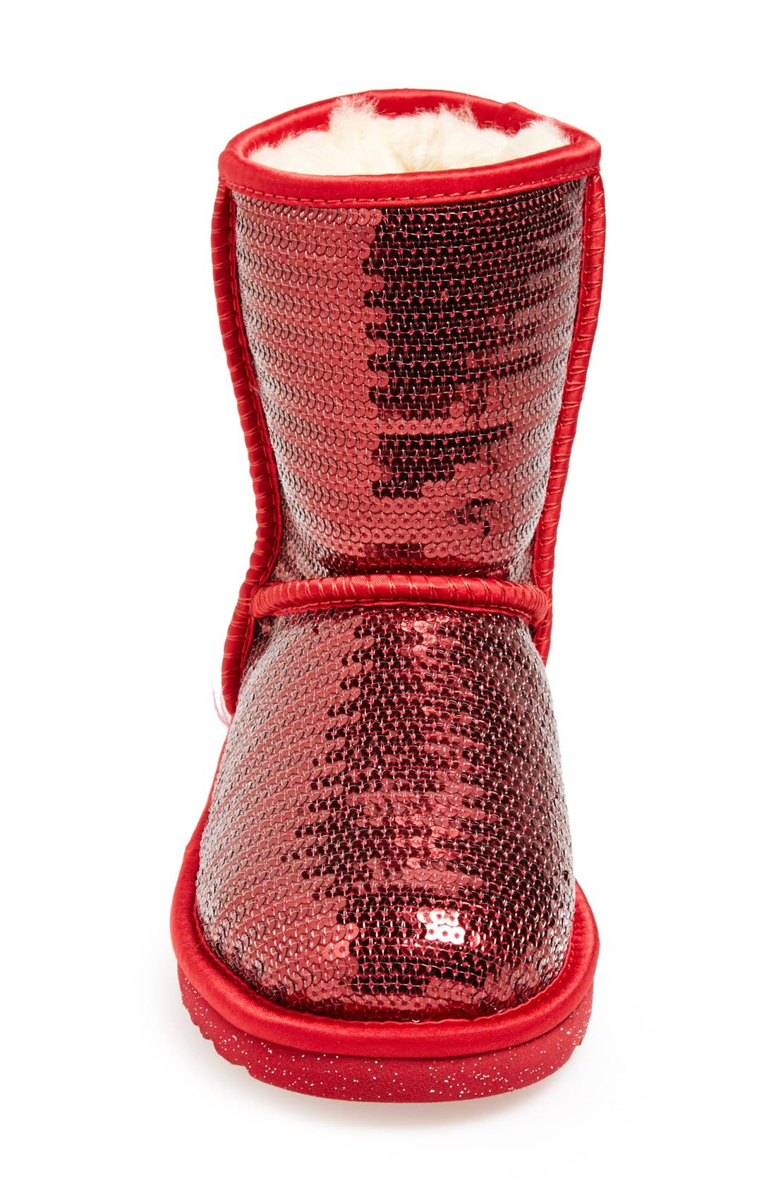 'Classic Short Sparkle' Boot,                             Alternate thumbnail 10, color,