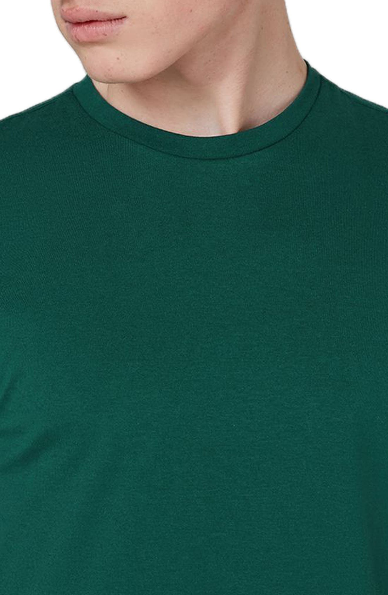 Slim Fit Crewneck T-Shirt,                             Alternate thumbnail 198, color,