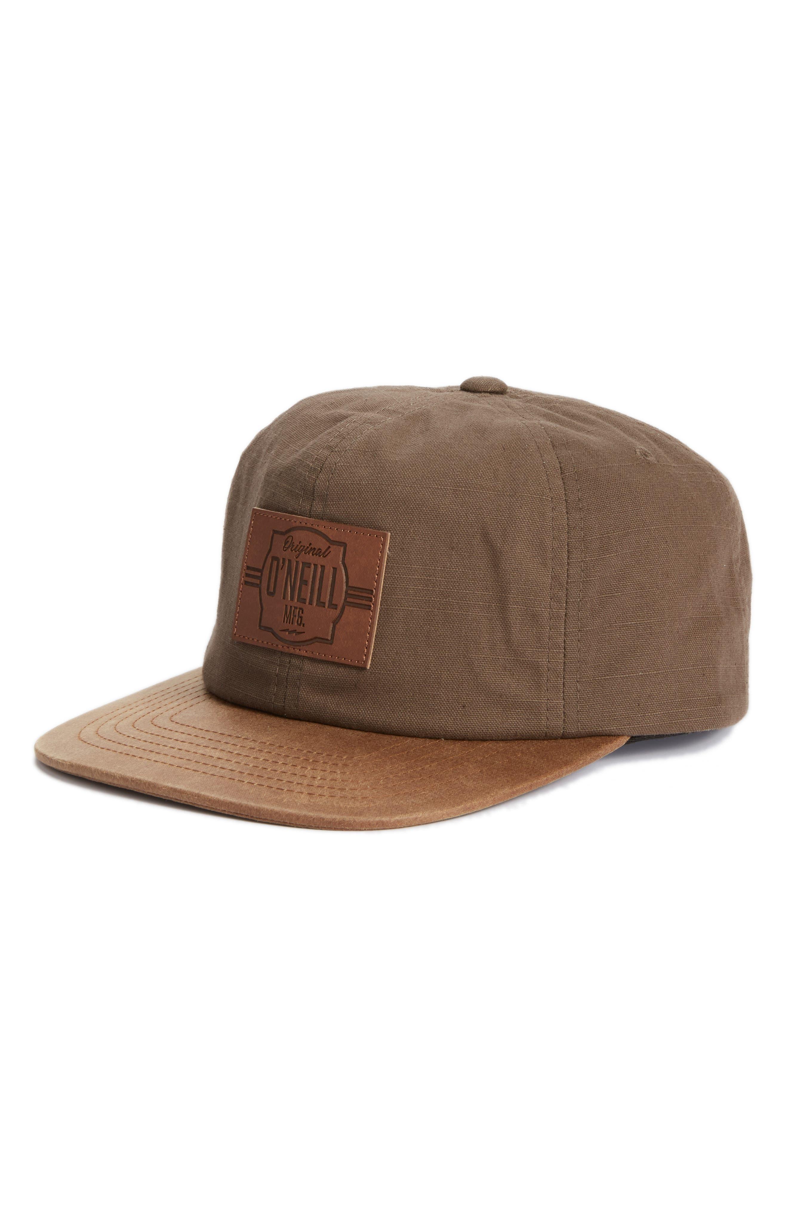 Baldwin Baseball Cap, Main, color, 216