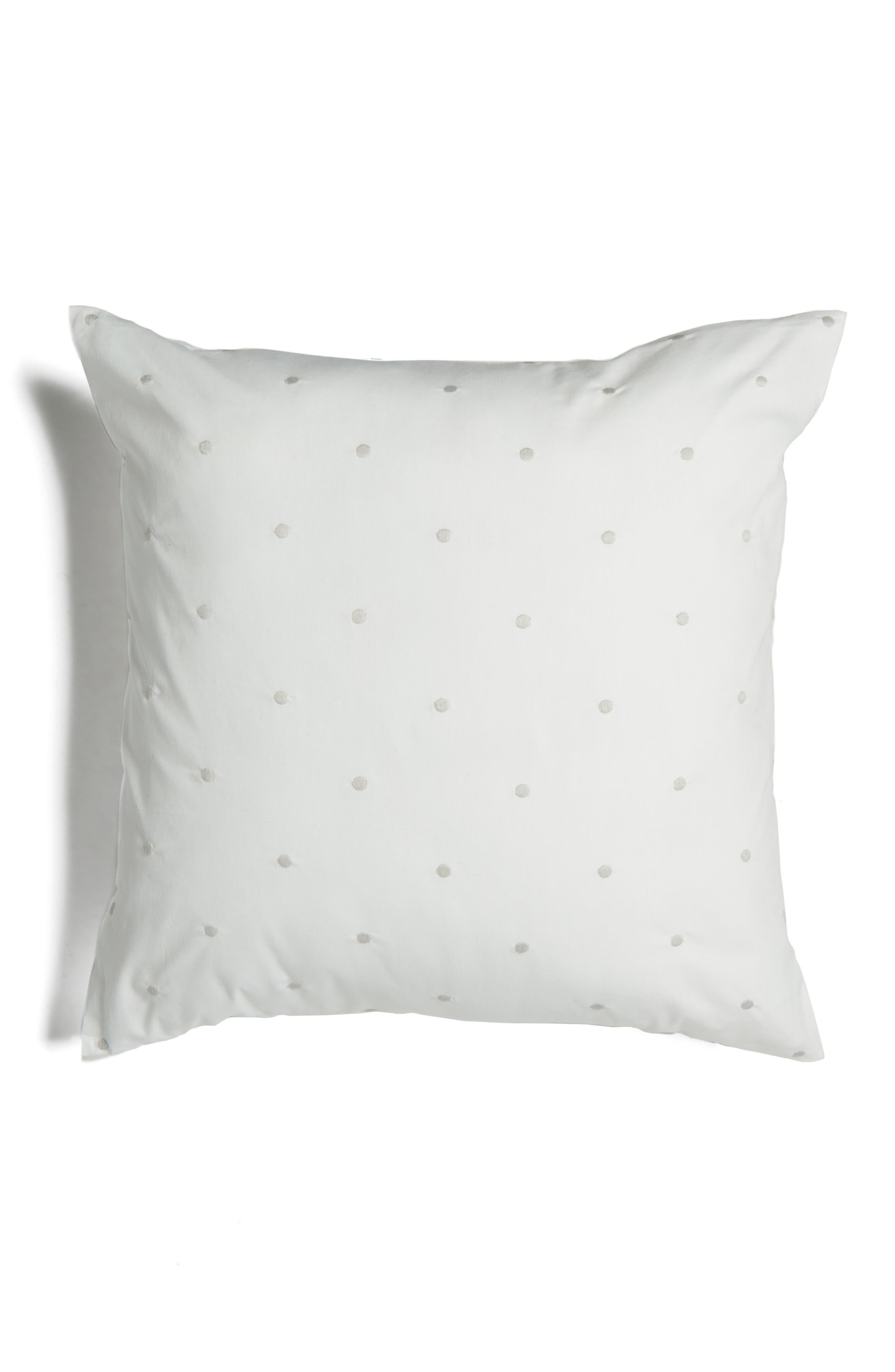 binki dot accent pillow,                             Main thumbnail 1, color,                             100