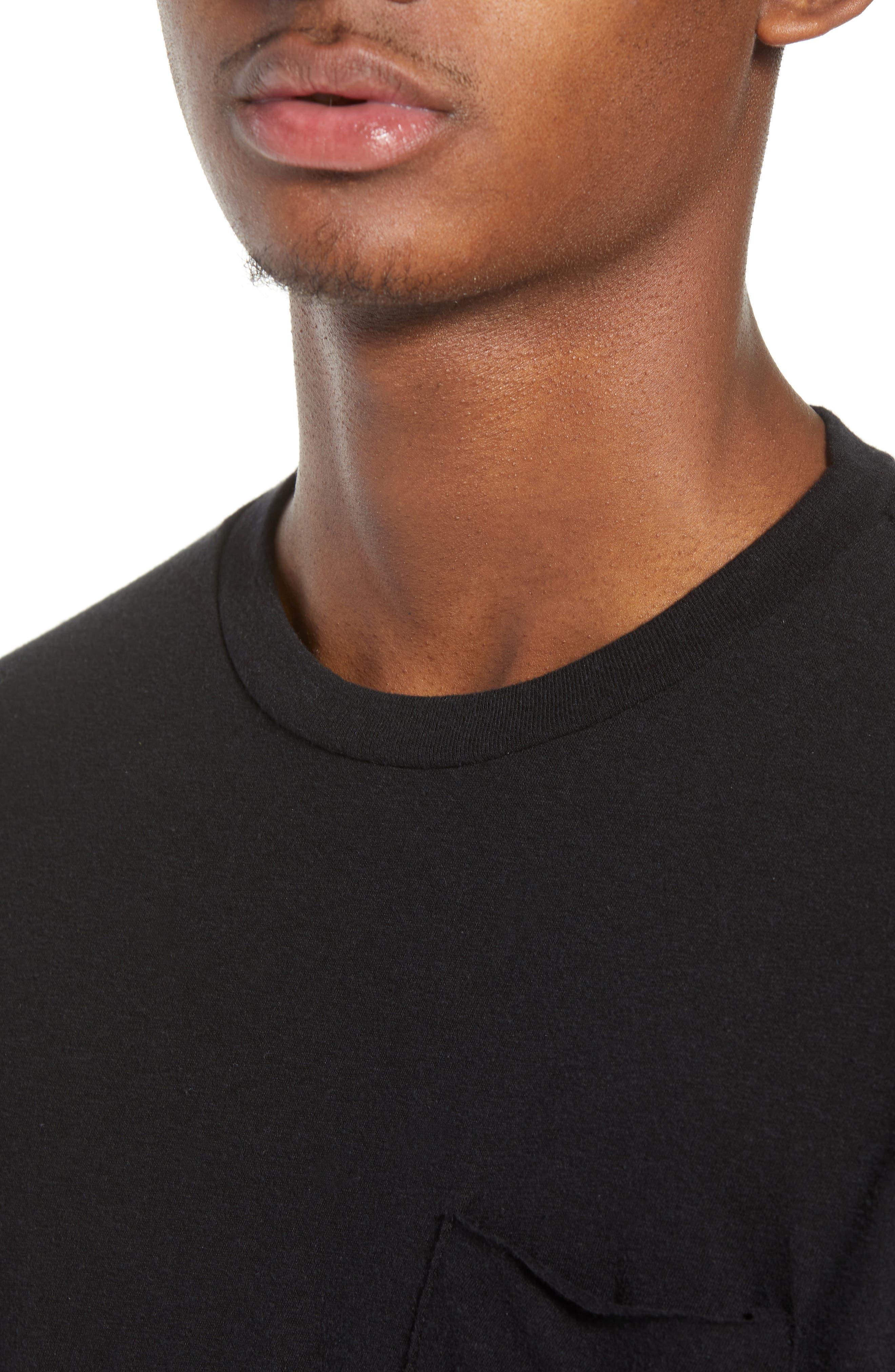 Winslow T-Shirt,                             Alternate thumbnail 4, color,                             001