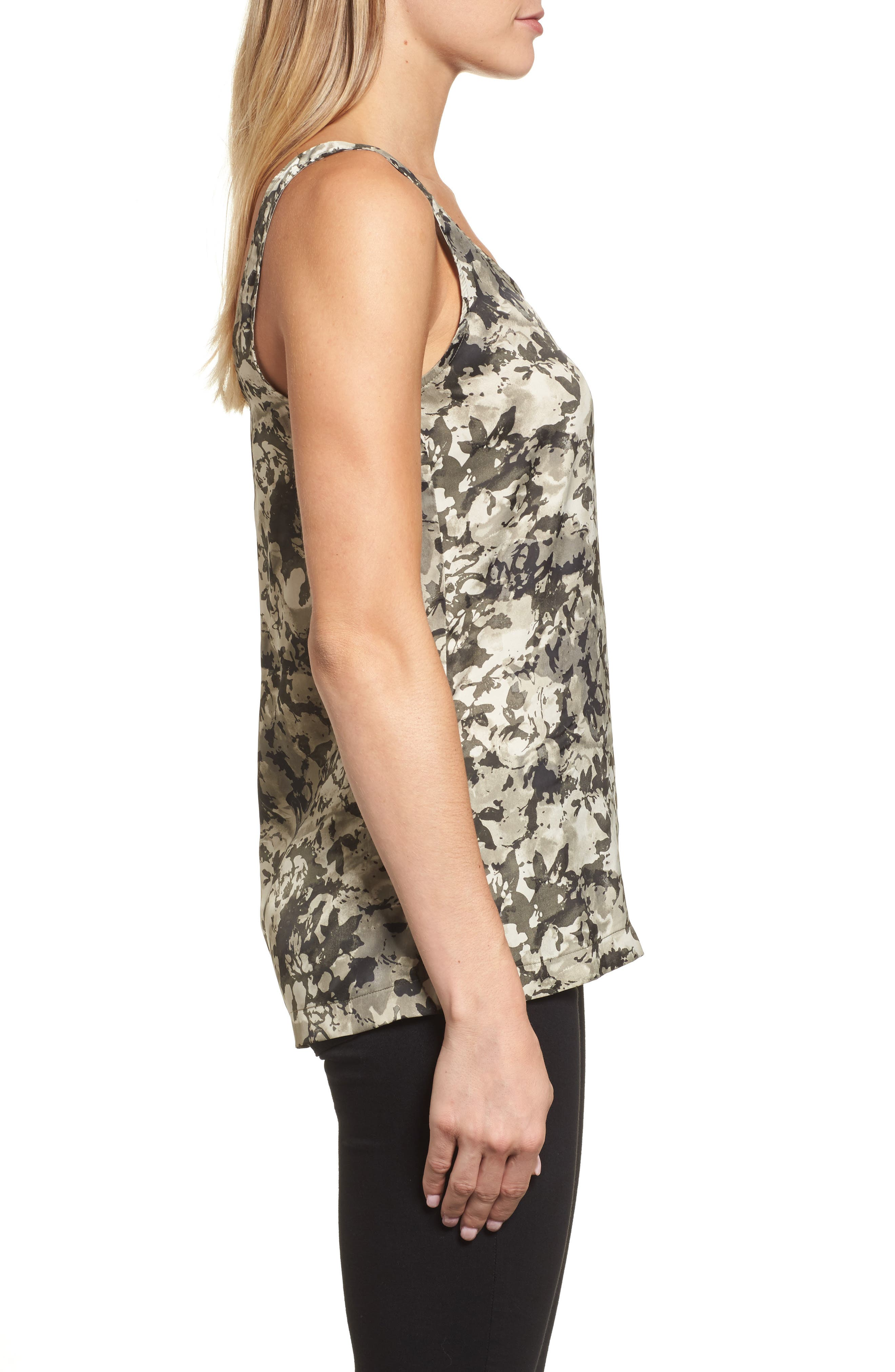 Low Scoop Tank,                             Alternate thumbnail 3, color,                             CAMOFOLIAGE-MUSLIN