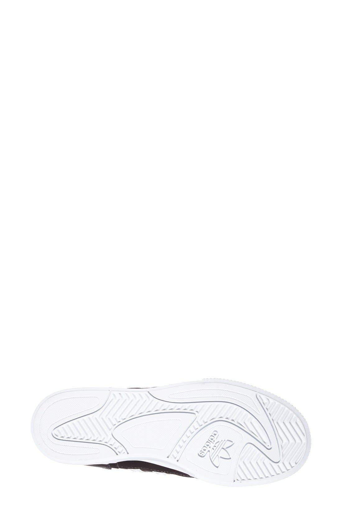 'Extaball' High Top Sneaker,                             Alternate thumbnail 4, color,                             001